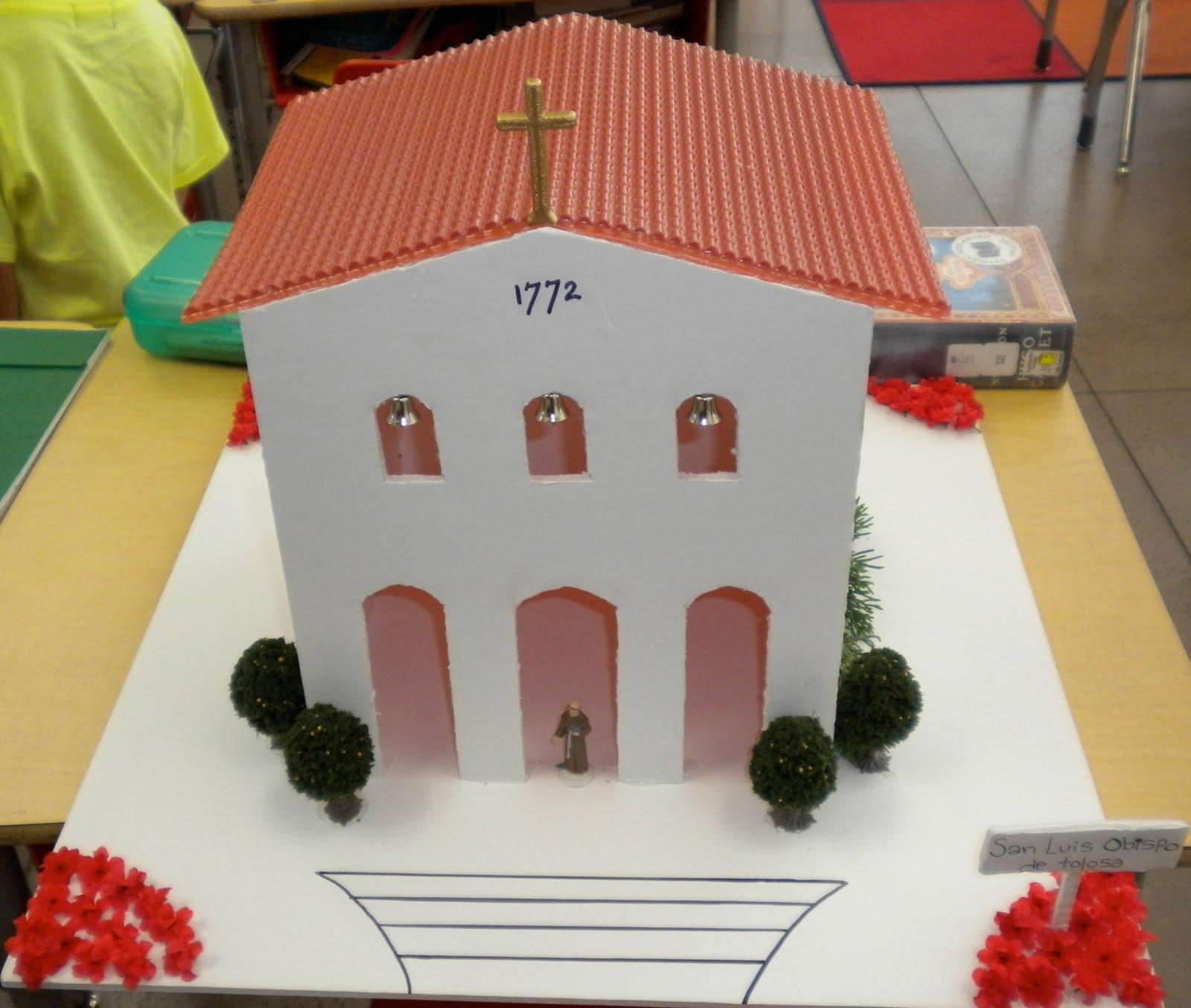 10 Elegant 4Th Grade Mission Project Ideas mathis family san luis obispo mission 2020