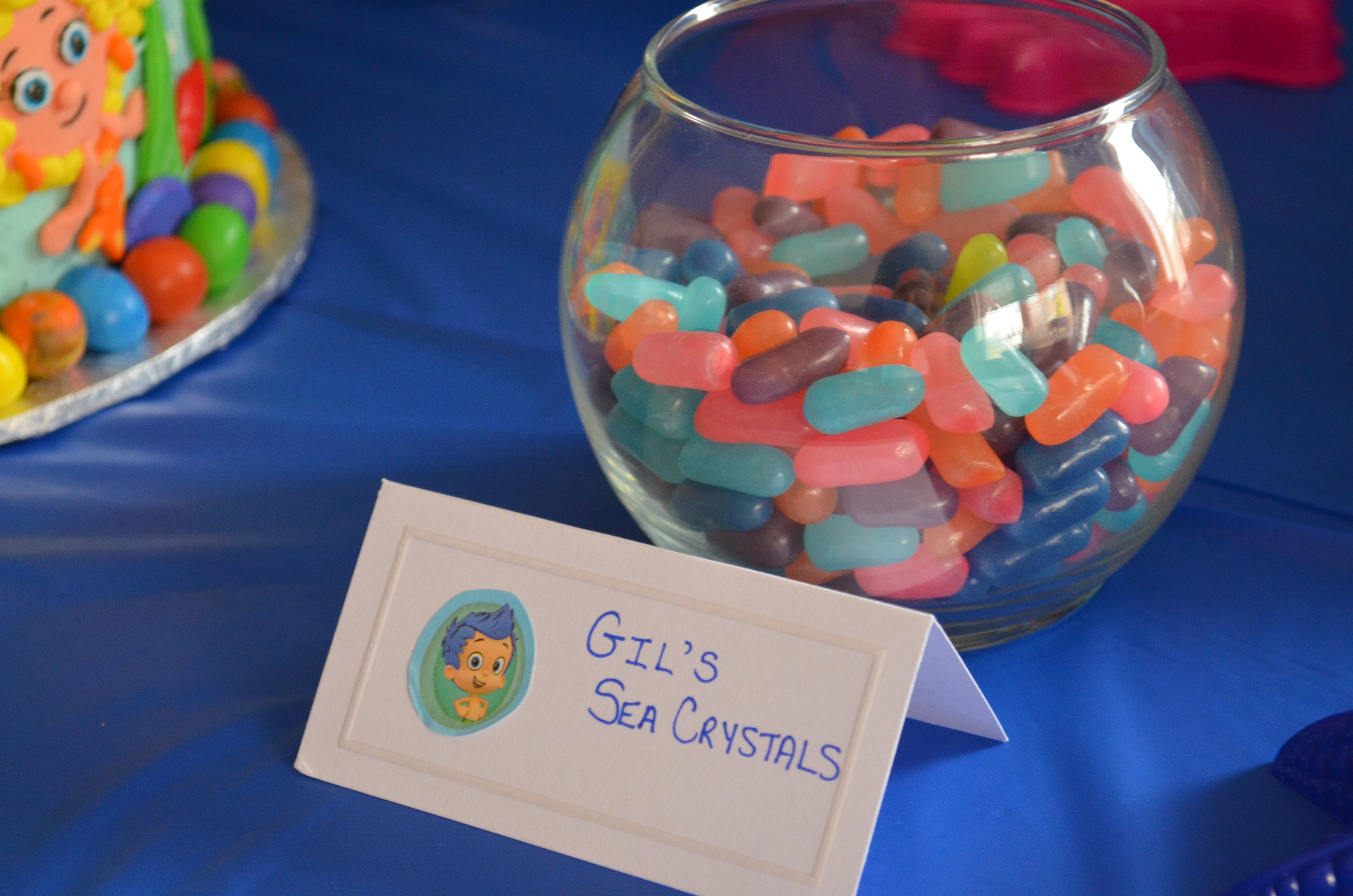 10 Gorgeous Bubble Guppies Party Food Ideas maxtons bubble guppies party mamas baby steps 2020