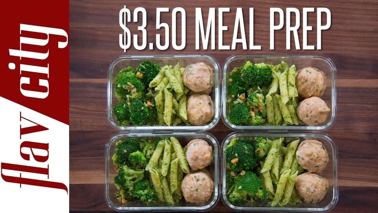 10 Cute Meal Ideas On A Budget meal prep on a budget how to budget meal prep 3 50 meal youtube 2020