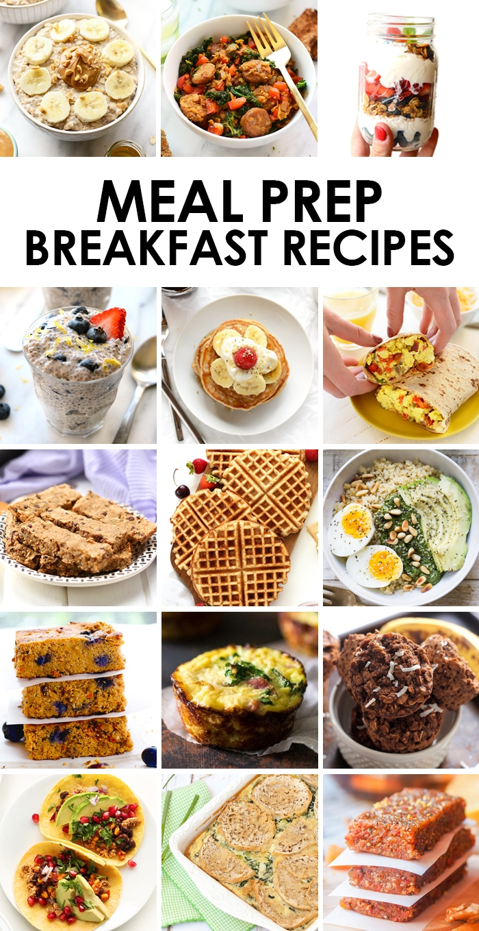10 Attractive Healthy Breakfast And Lunch Ideas meal prep recipes breakfast fit foodie finds 2020