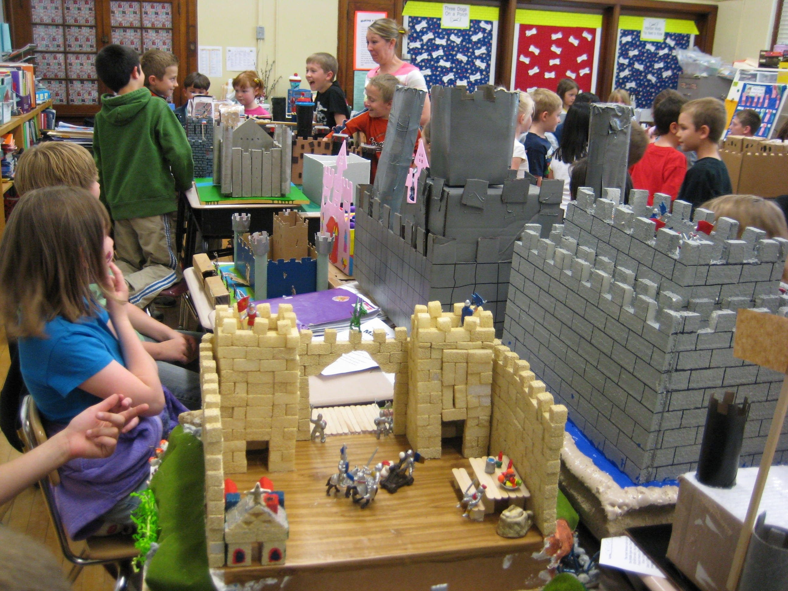 10 Unique History Project Ideas For Middle School medieval history prospecting for treasure homeschool middle