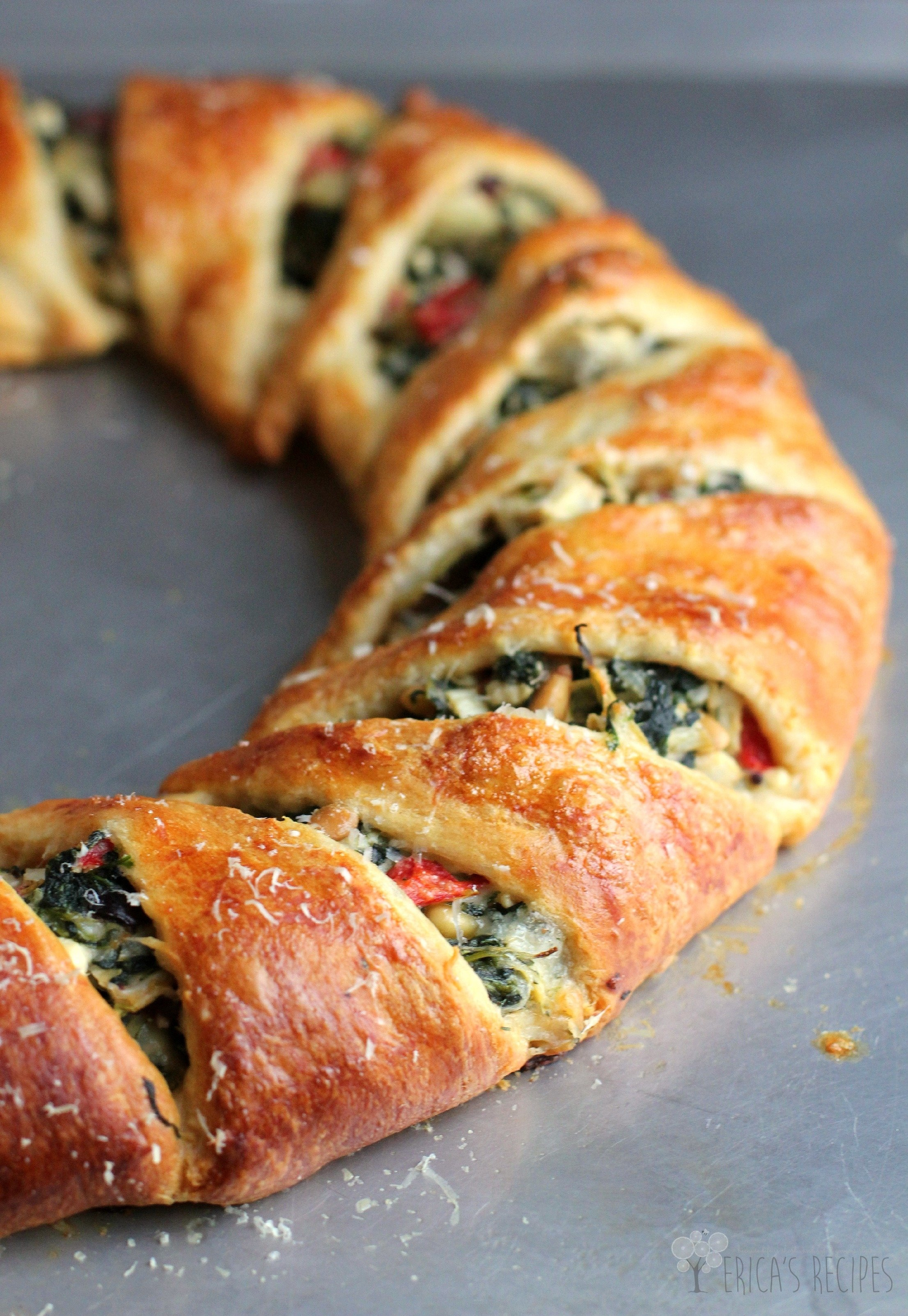 10 Cute Potluck Lunch Ideas For Work mediterranean crescent ring ericas recipes 1 2021