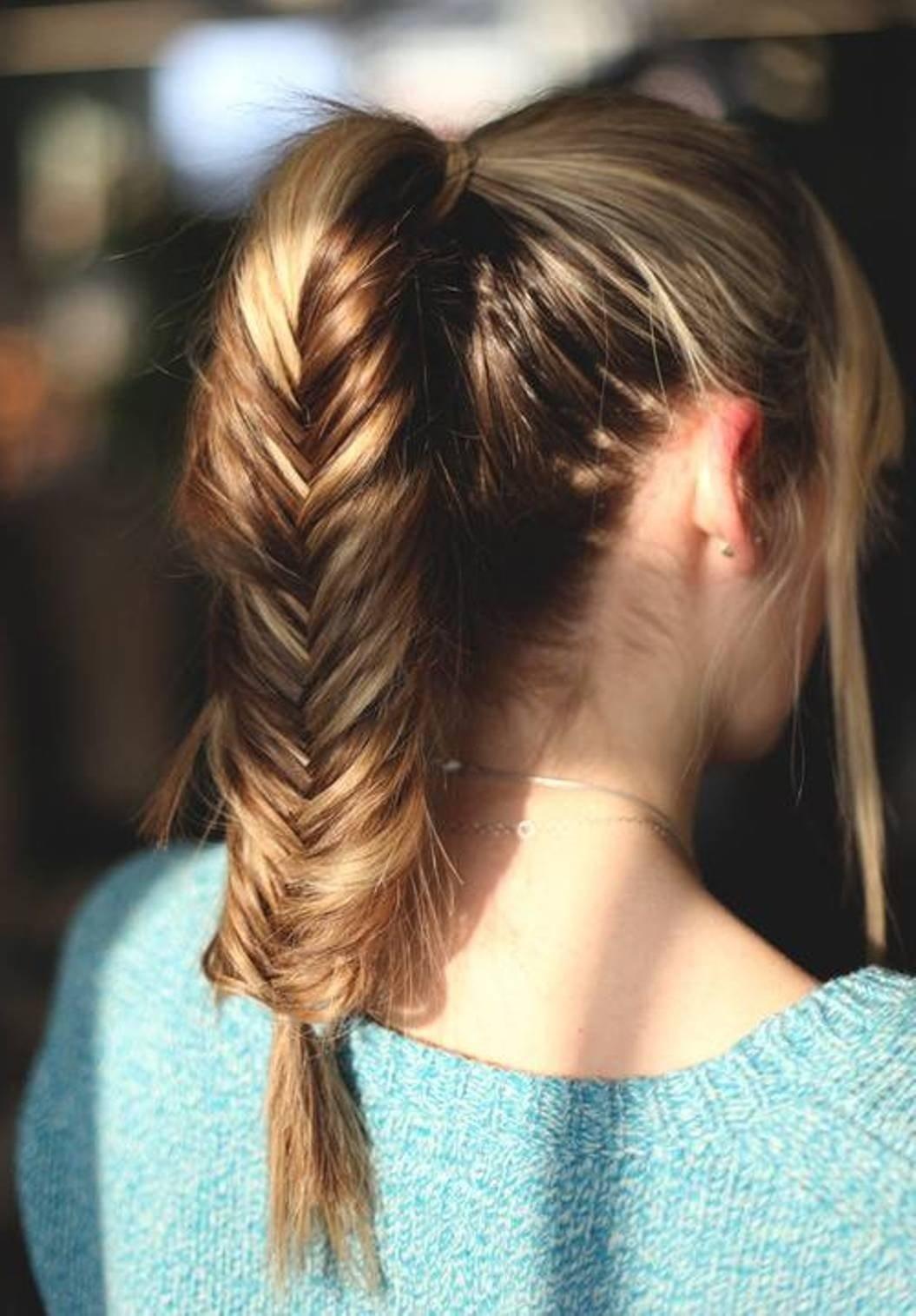 10 Fantastic Cute Ponytail Ideas For Medium Hair medium length ponytail hairstyles hairstyle for women man 2020