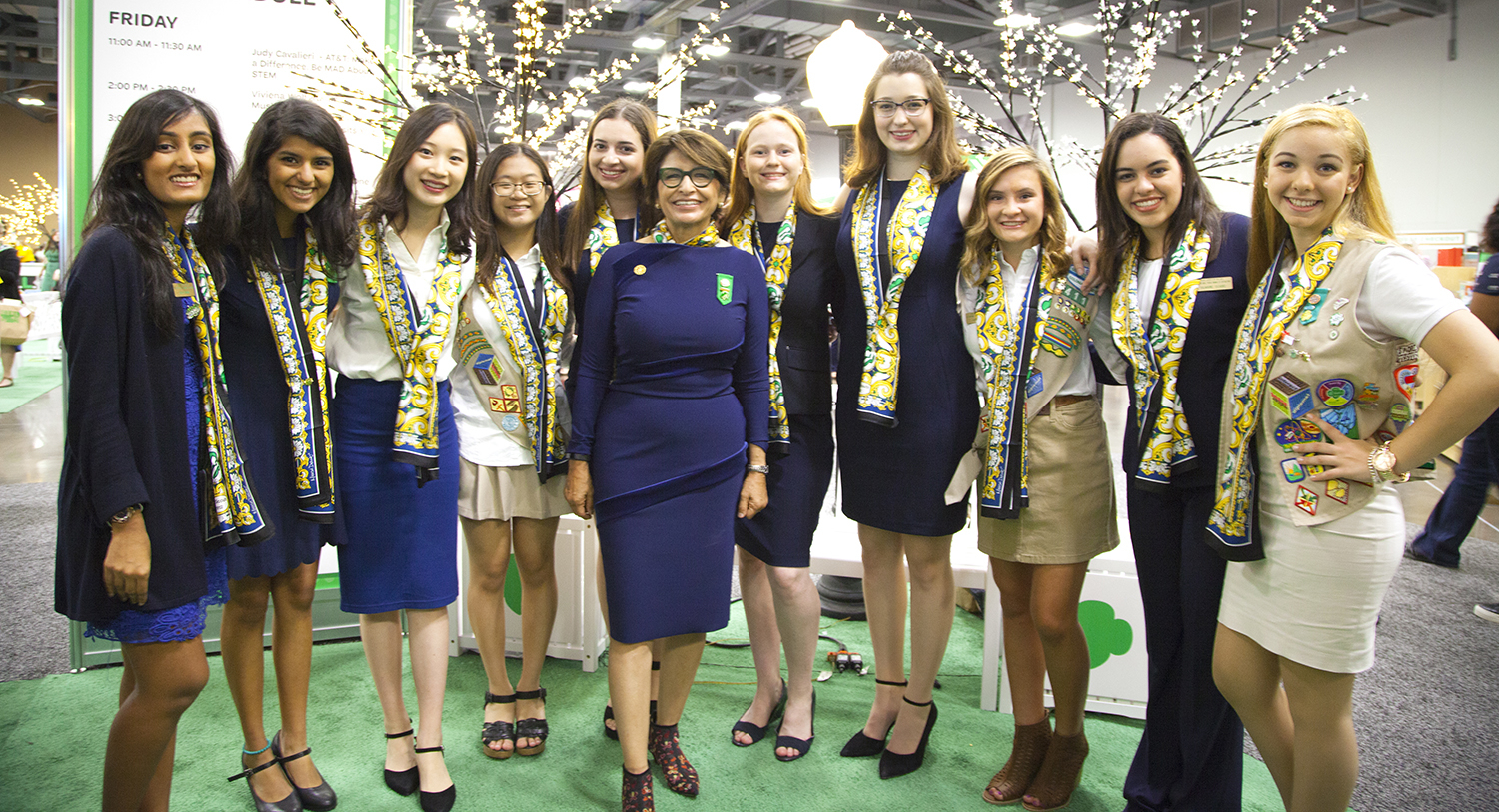 10 Unique Girl Scouts Gold Award Ideas meet the top gold award girl scouts of 2017 girl scout blog 2021
