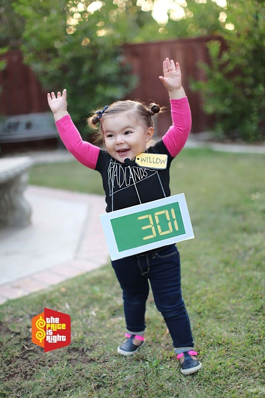 10 Fantastic 2 Year Old Halloween Costume Ideas meet willow the 2 year old girl whos already won halloween 2020