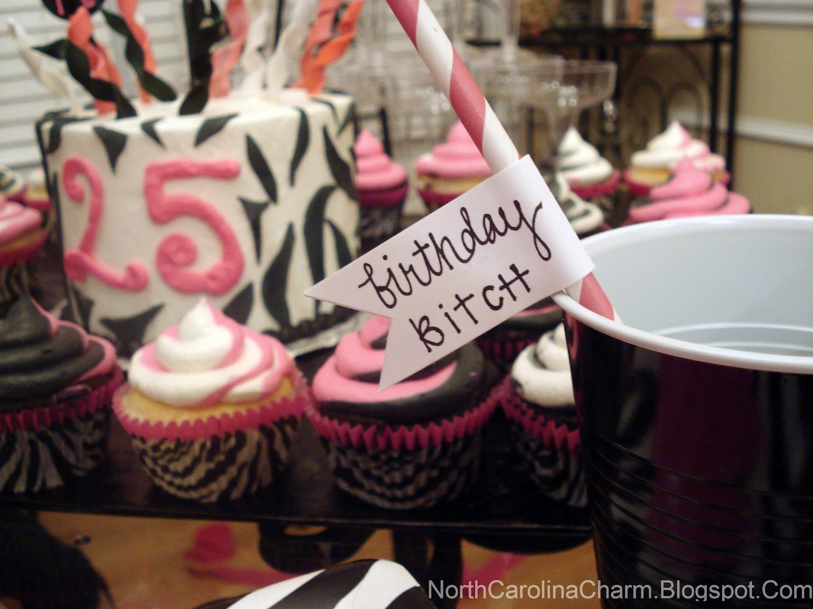 10 Perfect 25Th Birthday Party Ideas For Her mels surprise 25th birthday party carolina charm 10 2020
