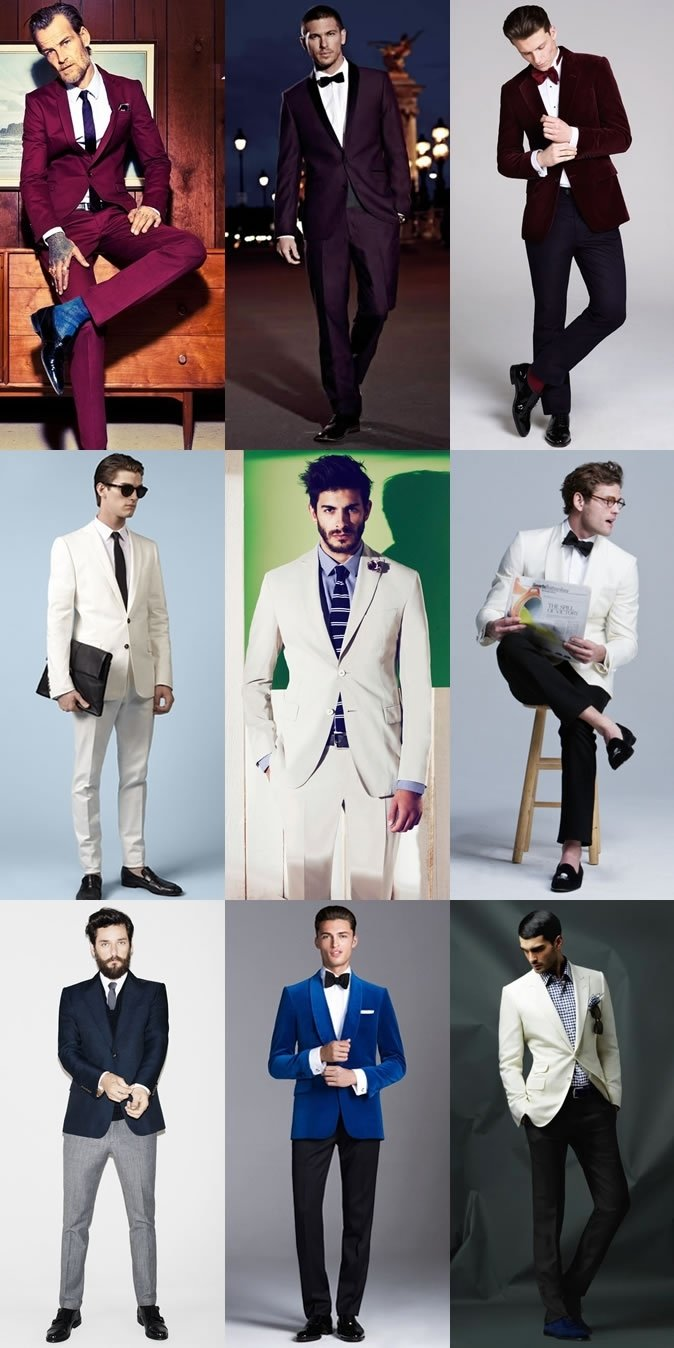 mens alternative prom/ball outfit inspiration #formal #menstyle