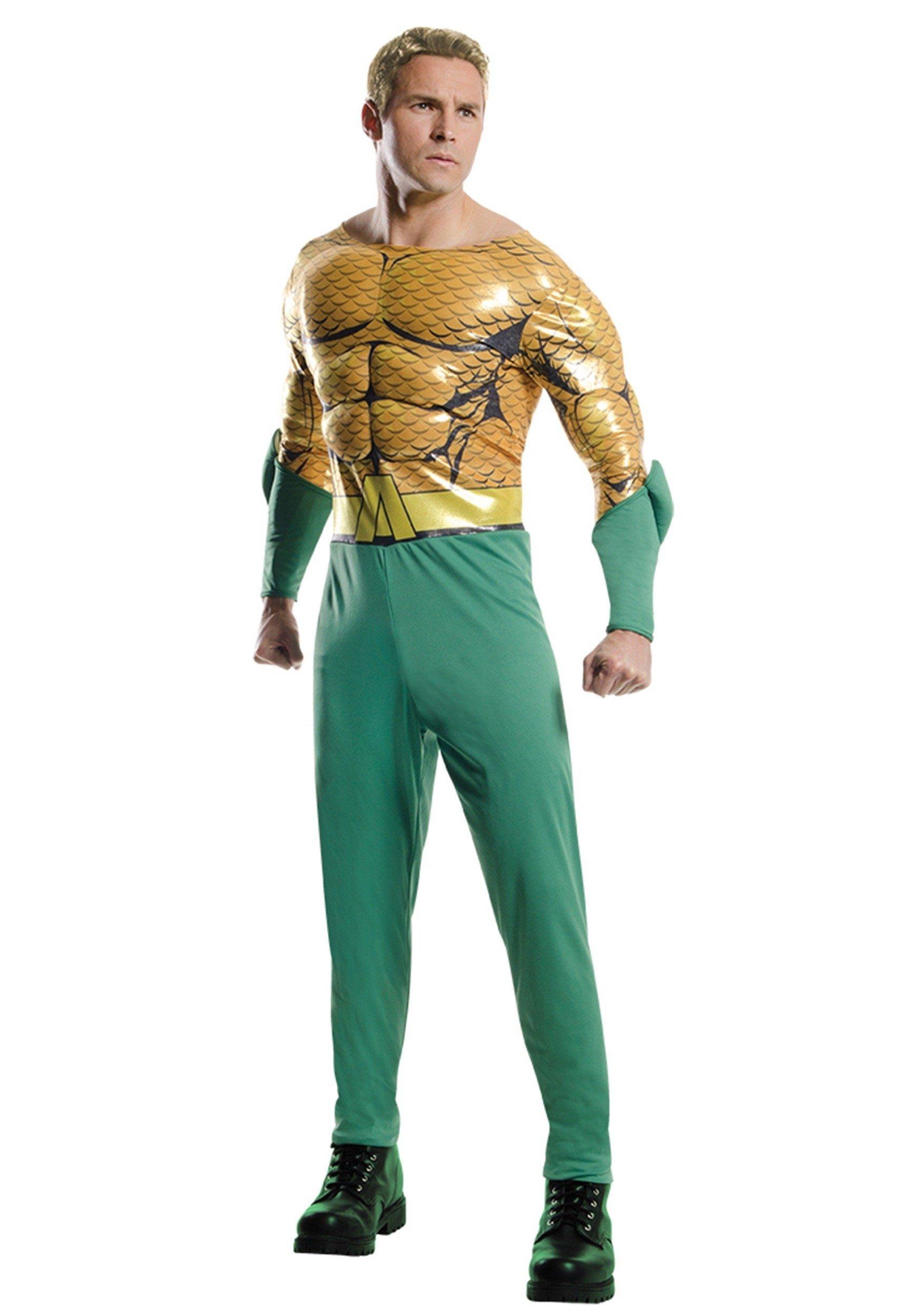 10 Beautiful Sexy Costume Ideas For Men mens aquaman costume 1 2020