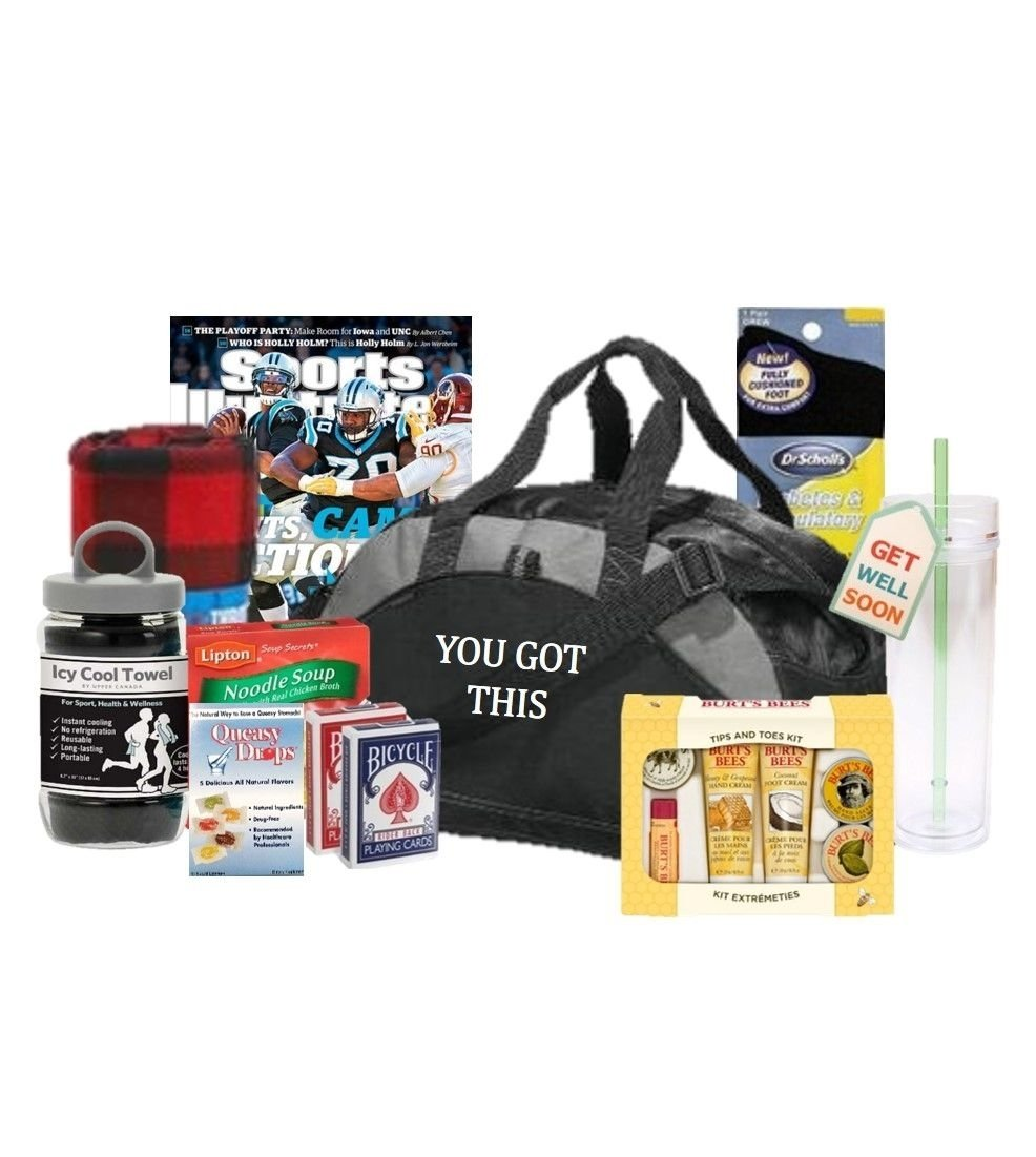 10 Lovable Care Package Ideas For Cancer Patients mens chemo care kit get well now pinterest chemo care gift 1