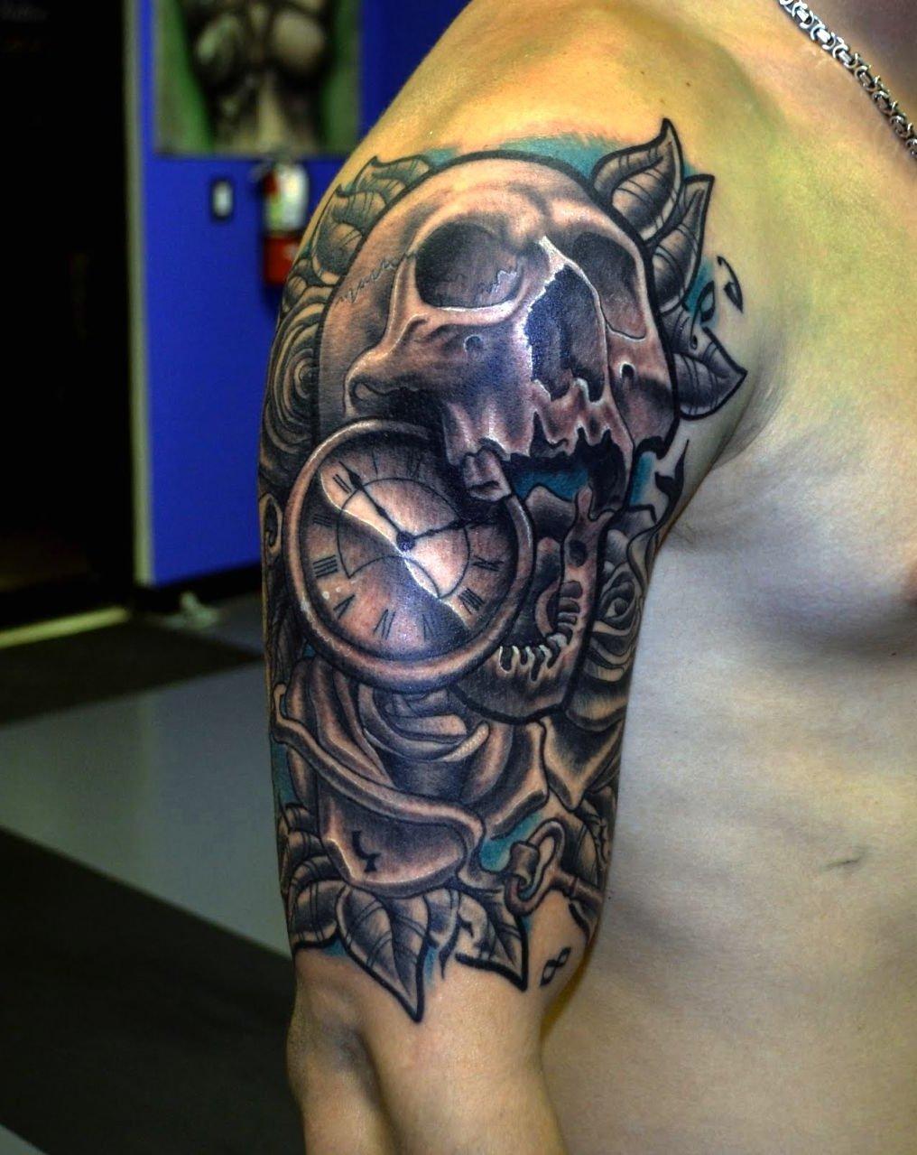 10 Elegant Half Of Sleeve Tattoos Ideas mens half sleeve ideas mens half sleeve tattoo ideas sleeve tattoo 1 2021