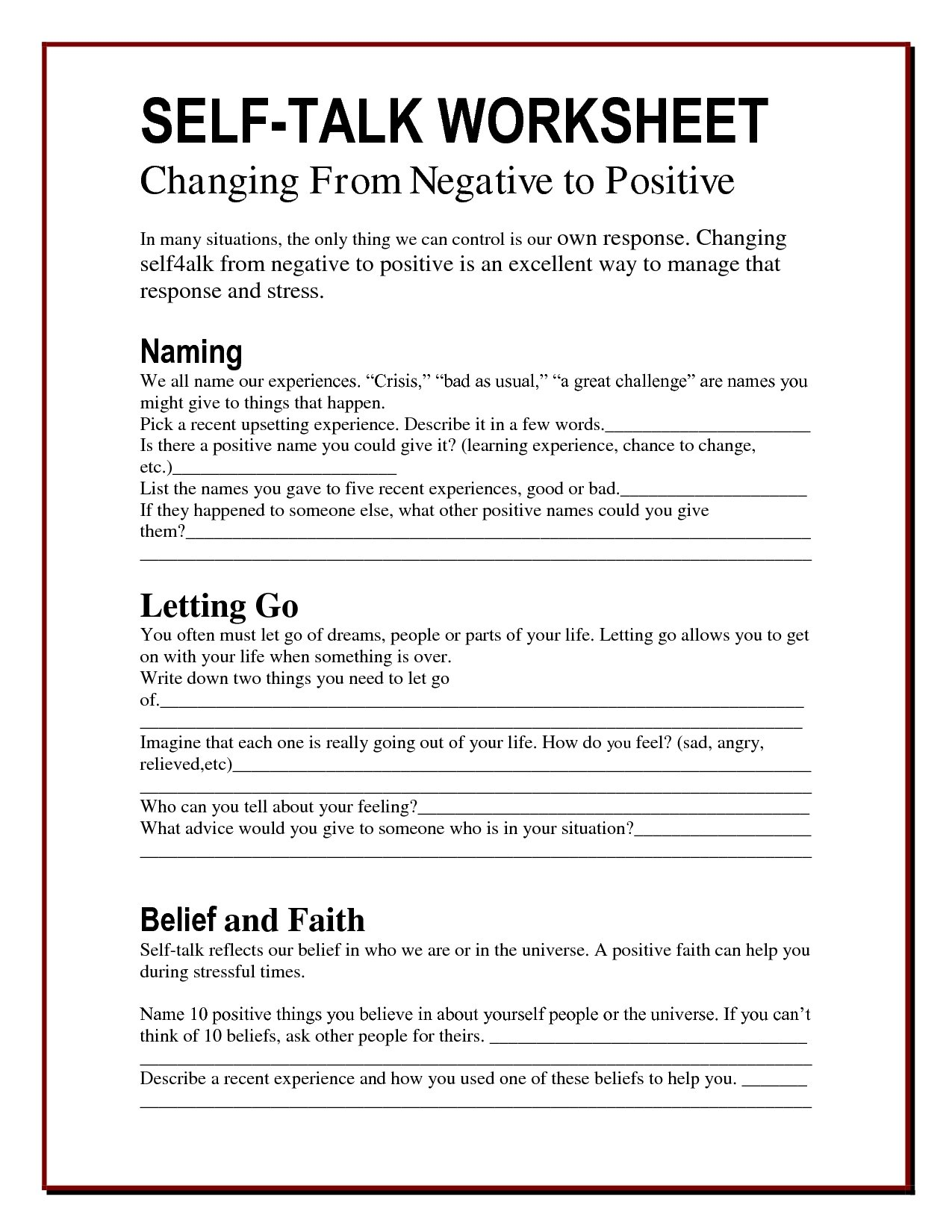 10 Unique Group Ideas For Mental Health mental health group worksheets worksheets for all download and 2020