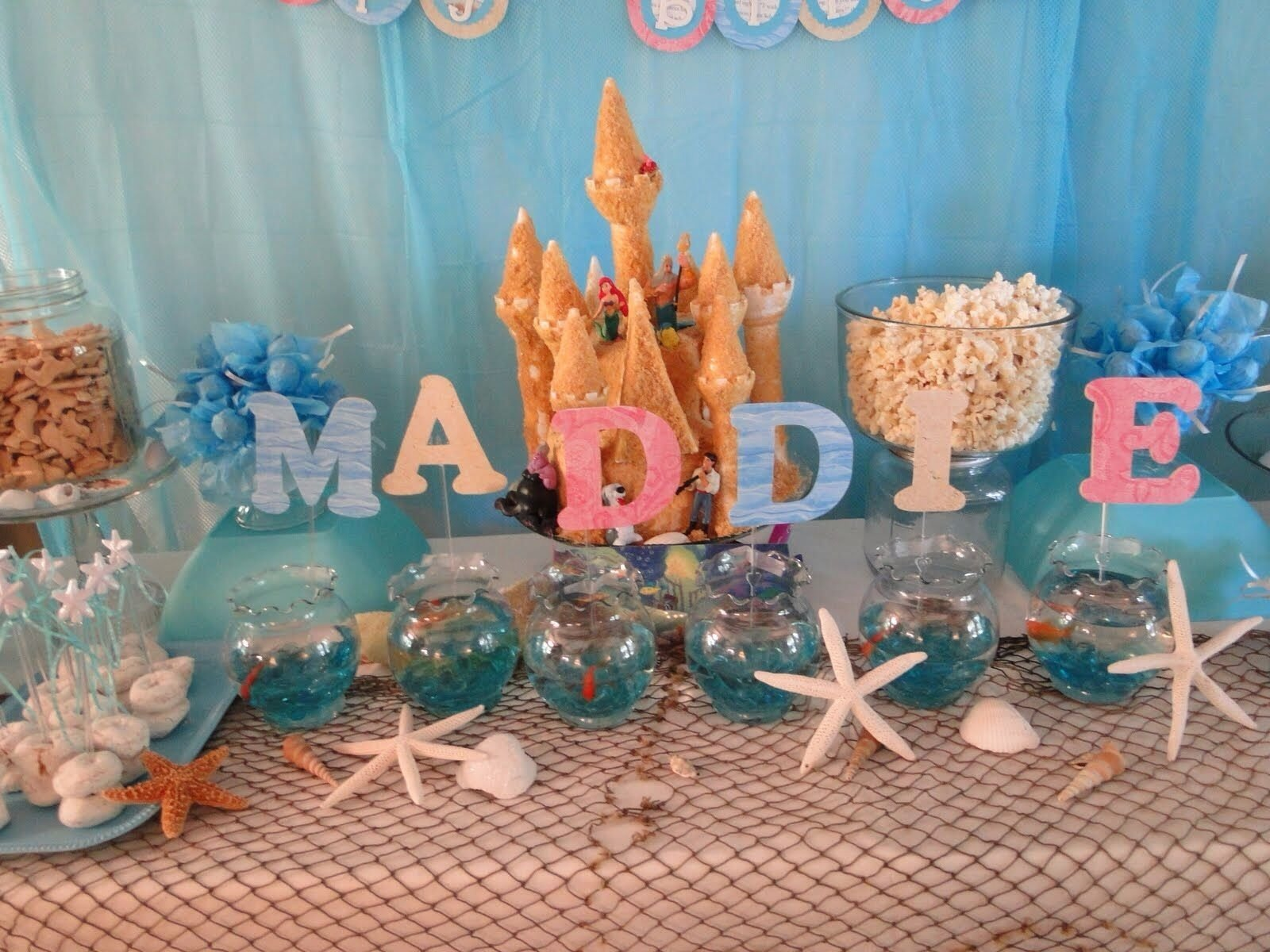 10 Great The Little Mermaid Birthday Party Ideas mermaid baby shower theme shower time pinterest mermaid baby 2021