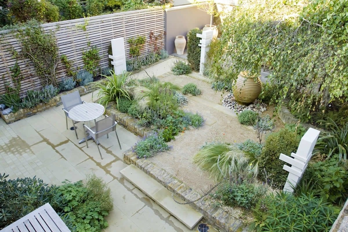 10 Perfect Garden Ideas On A Budget mesmerizing small backyard design ideas on a budget deck designs for 2021