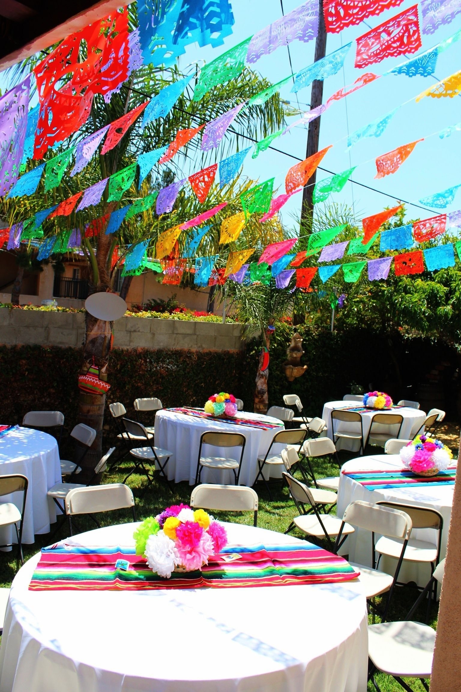 10 Unique Fiesta Party Ideas For Adults mexican party theme paper flowers mexican party decorations paper 1 2020