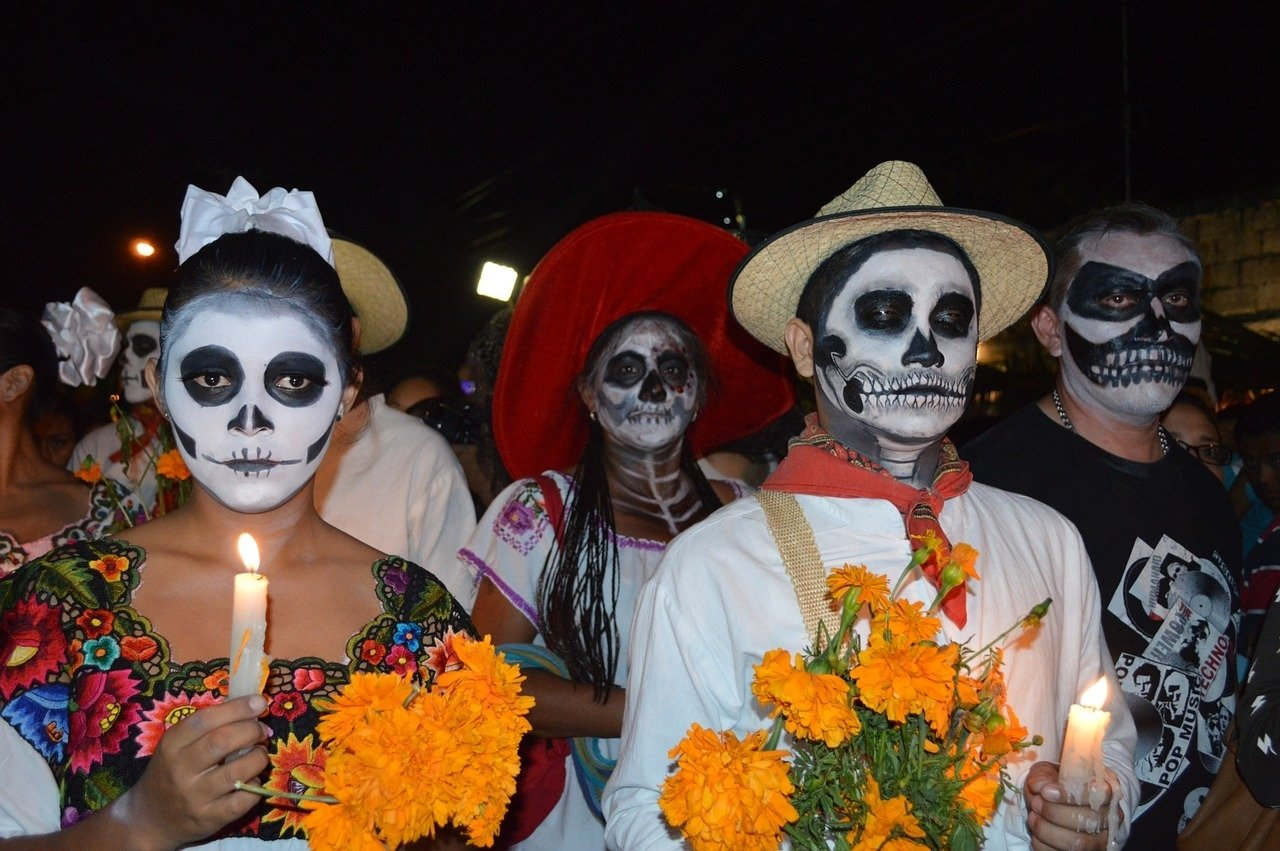 10 Gorgeous Day Of The Dead Ideas mexico and beyond lauras photo journey day of the dead dia de 2021