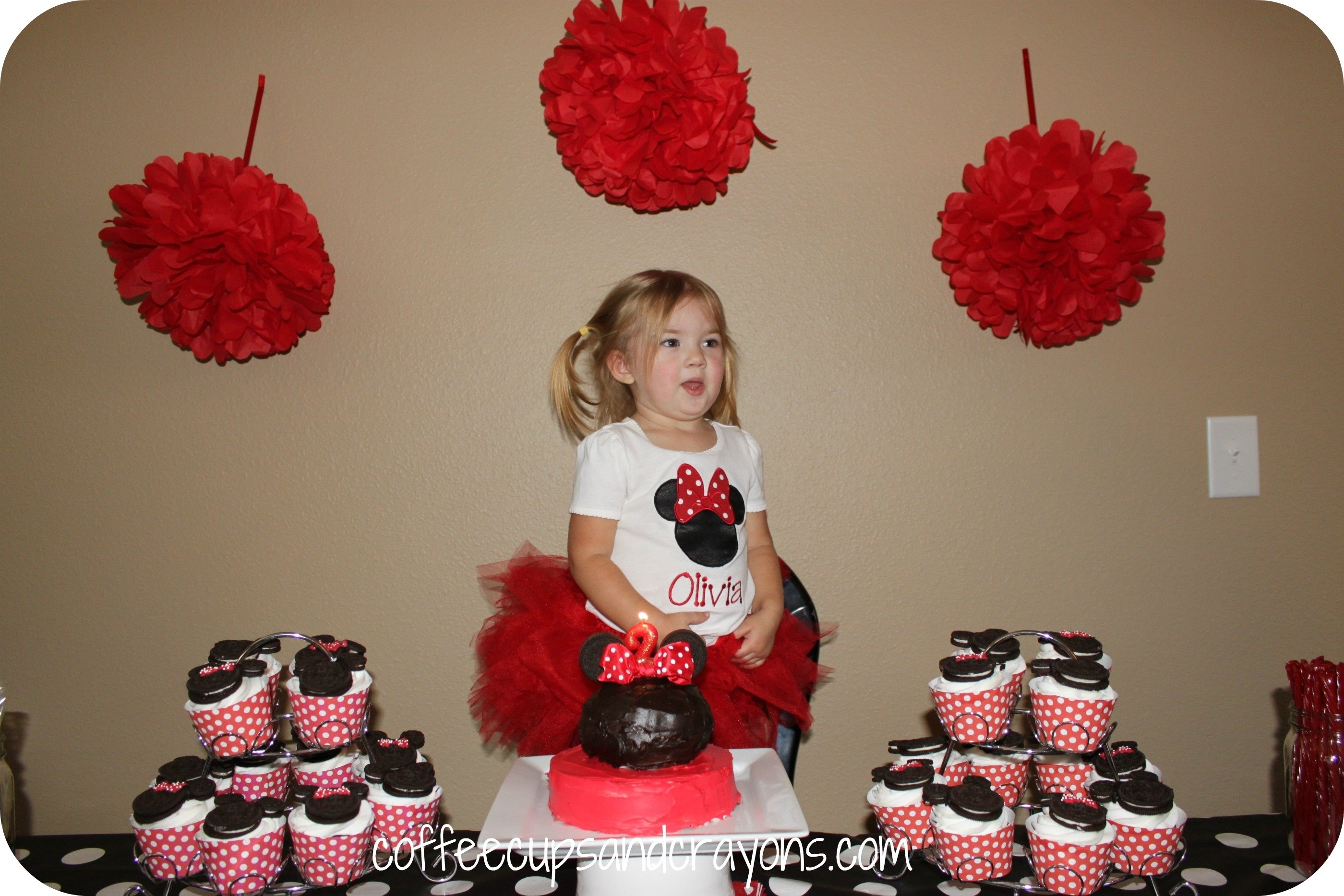 10 Stunning Minnie And Mickey Party Ideas mickey and minnie food and dessert ideas coffee cups and crayons 2 2020