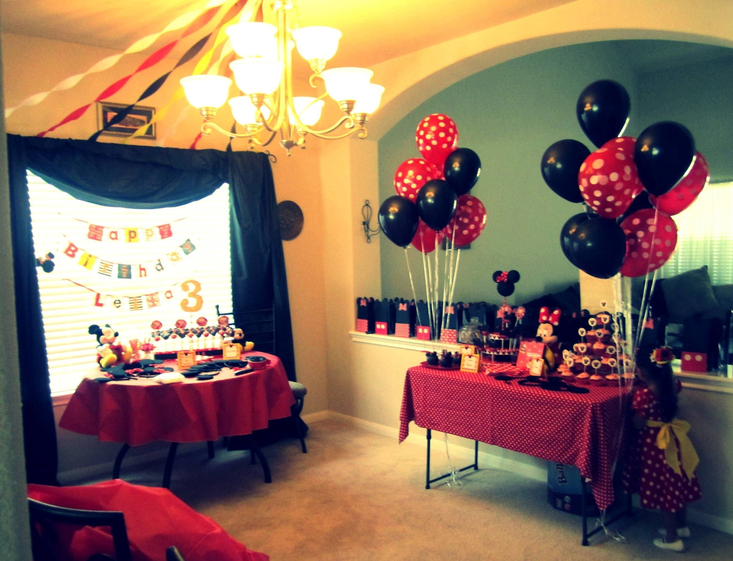 10 Stunning Minnie And Mickey Party Ideas mickey minnie party decorations projects ive done pinterest 2020