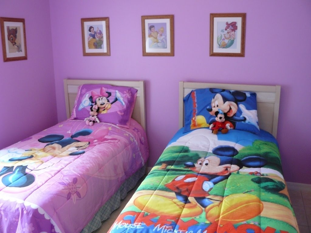 10 Great Minnie Mouse Room Decorating Ideas