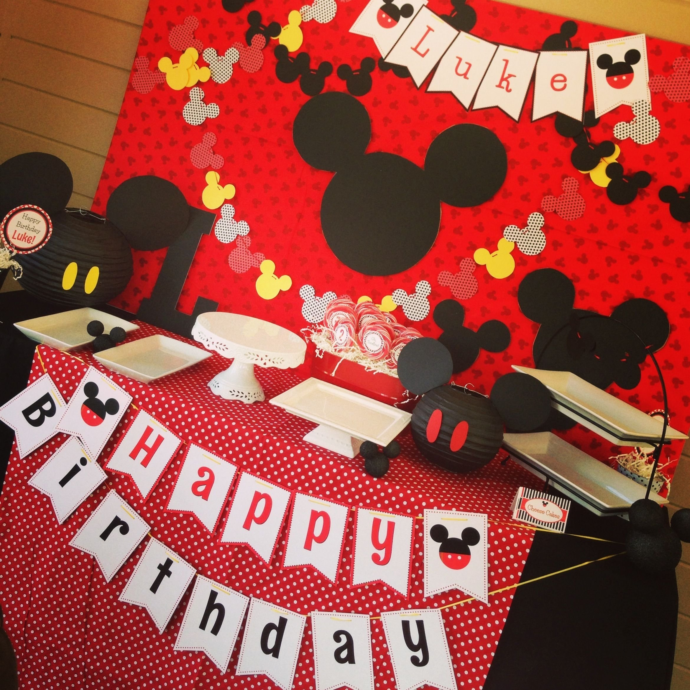 10 Trendy Mickey Mouse Theme Party Ideas mickey mouse birthday party google search minnie mickey mouse 2020