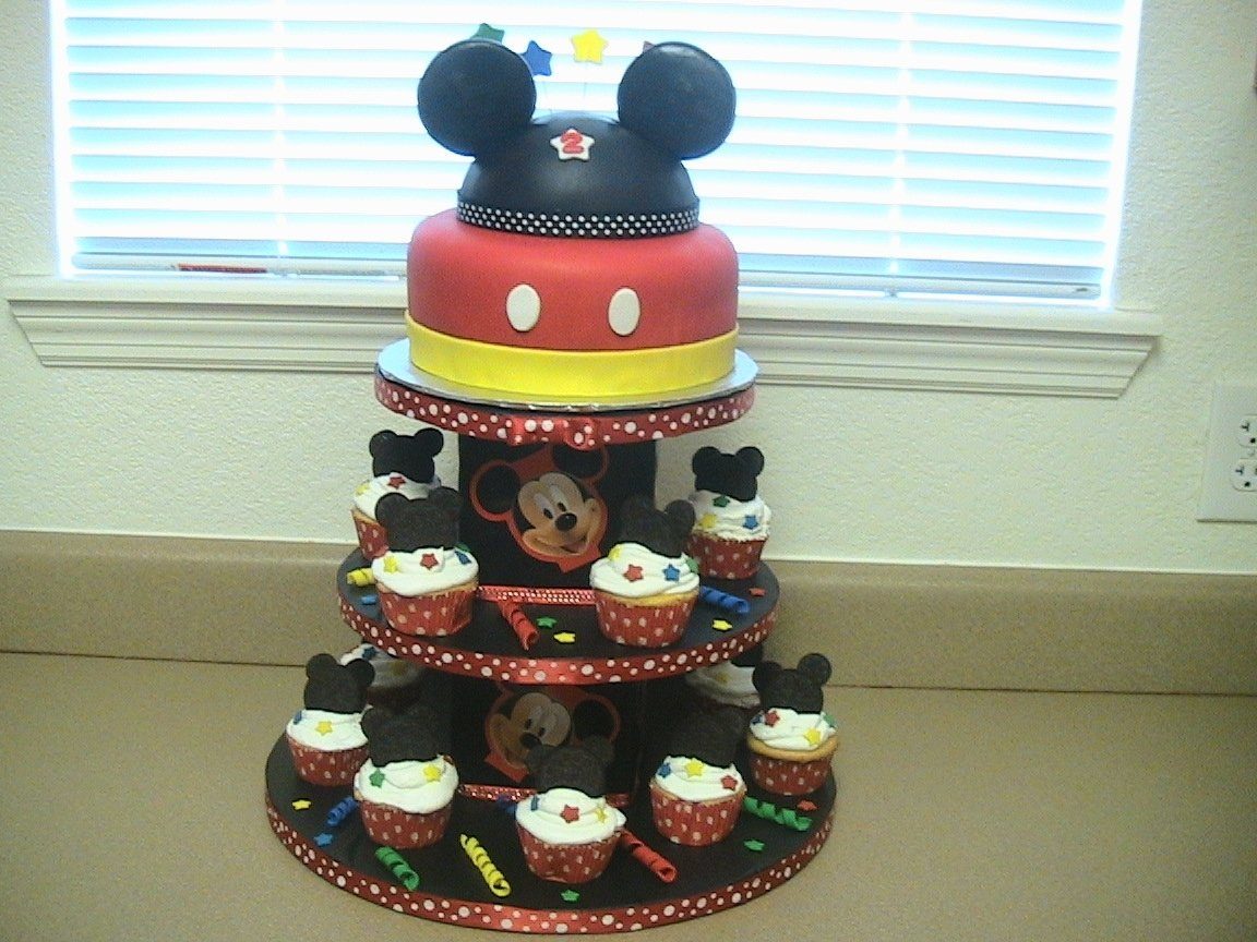 10 Ideal Mickey Mouse Clubhouse Cakes Ideas
