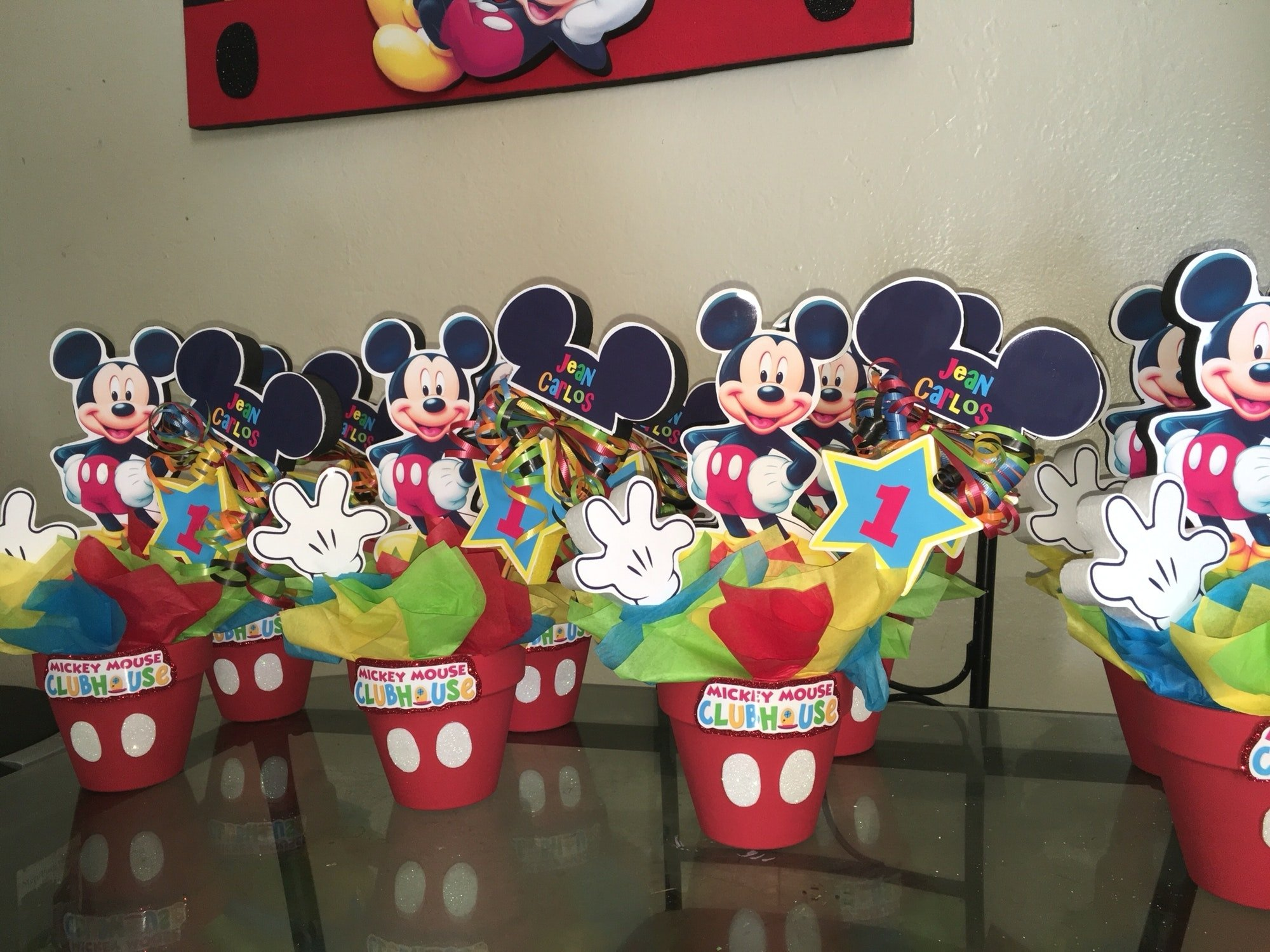10 Best Mickey Mouse Clubhouse Birthday Party Ideas Decorations Fresh Themed