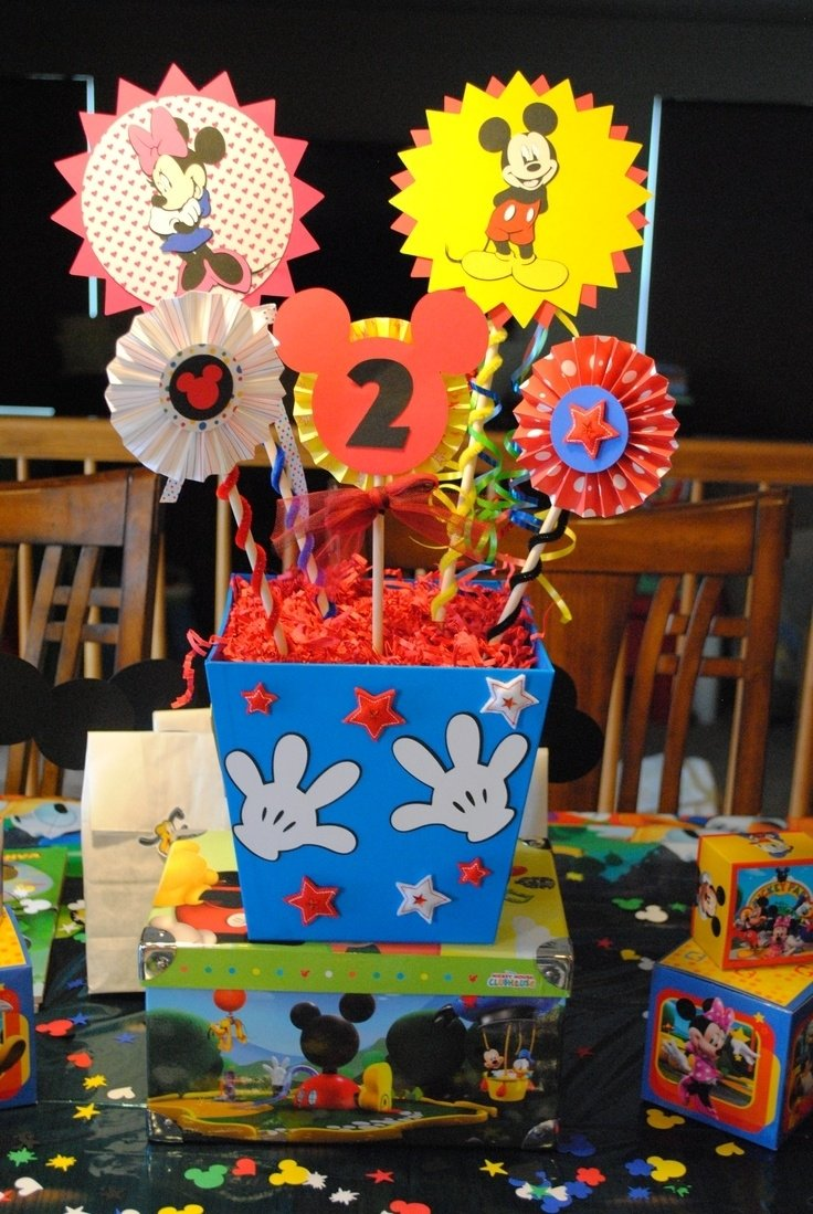 10 Attractive Mickey Mouse Clubhouse Decoration Ideas mickey mouse clubhouse fish tank decorations mickey mouse 2020