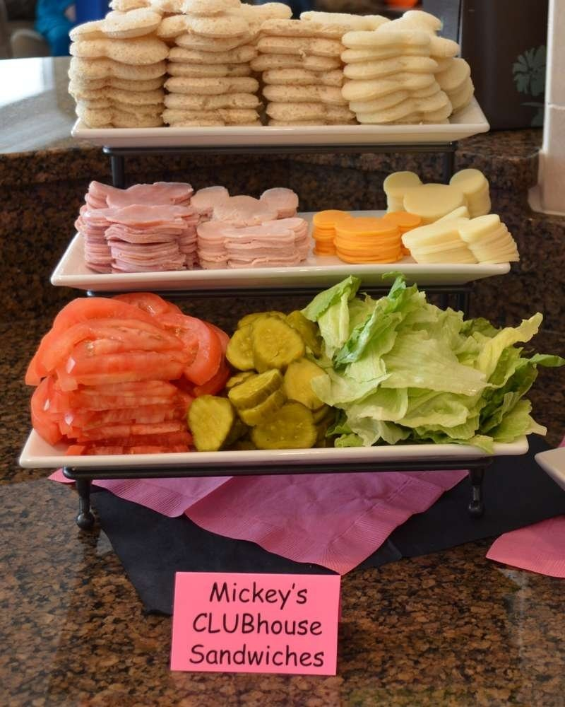 10 Stylish Mickey Mouse Clubhouse Party Food Ideas mickey mouse clubhouse or minnie mouse birthday party ideas photo 2 2020