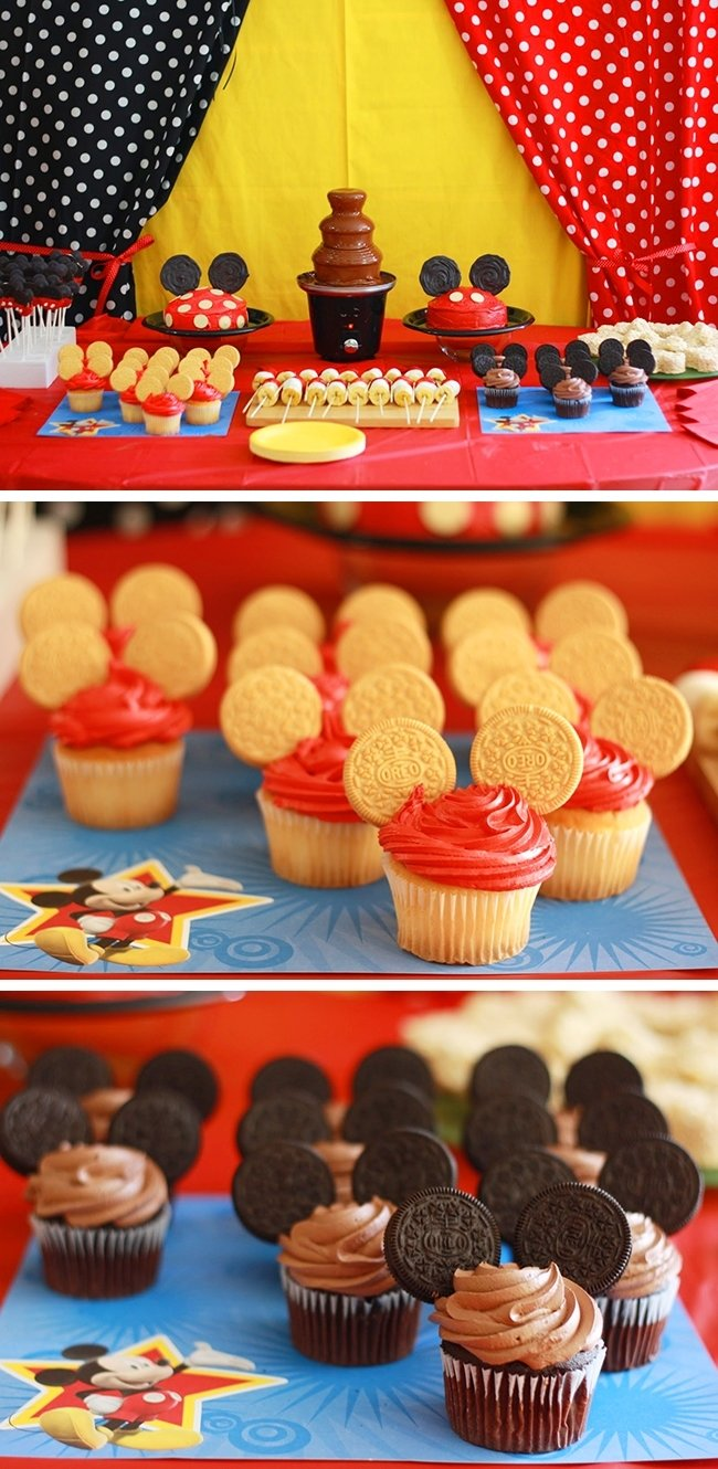 10 Perfect Mickey Mouse Party Ideas For One Year Old mickey mouse clubhouse party chickabug 2 2021