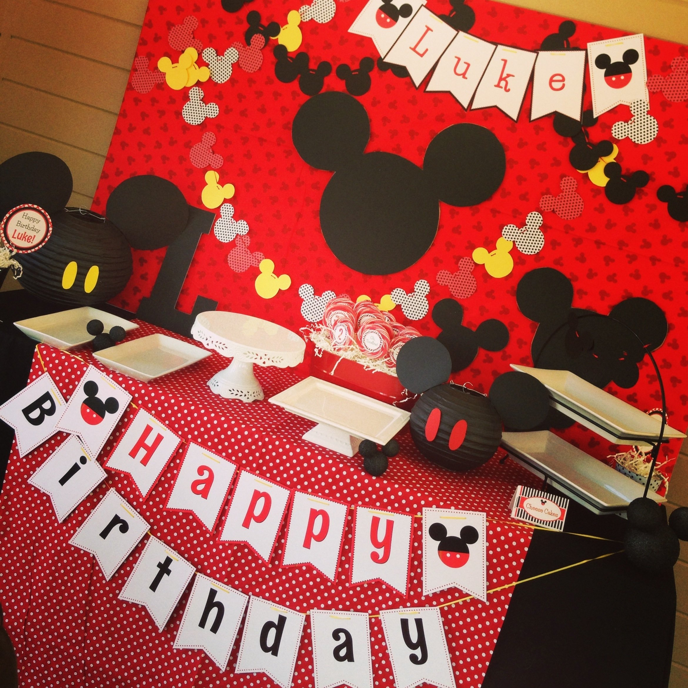 10 Attractive Mickey Mouse Party Favors Ideas mickey mouse party decorations ideas popular mickey mouse 2020