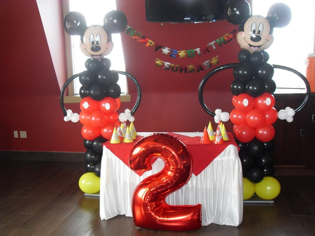 10 Lovely Mickey Mouse Party Decorations Ideas mickey mouse party party decorationsteresa 2020
