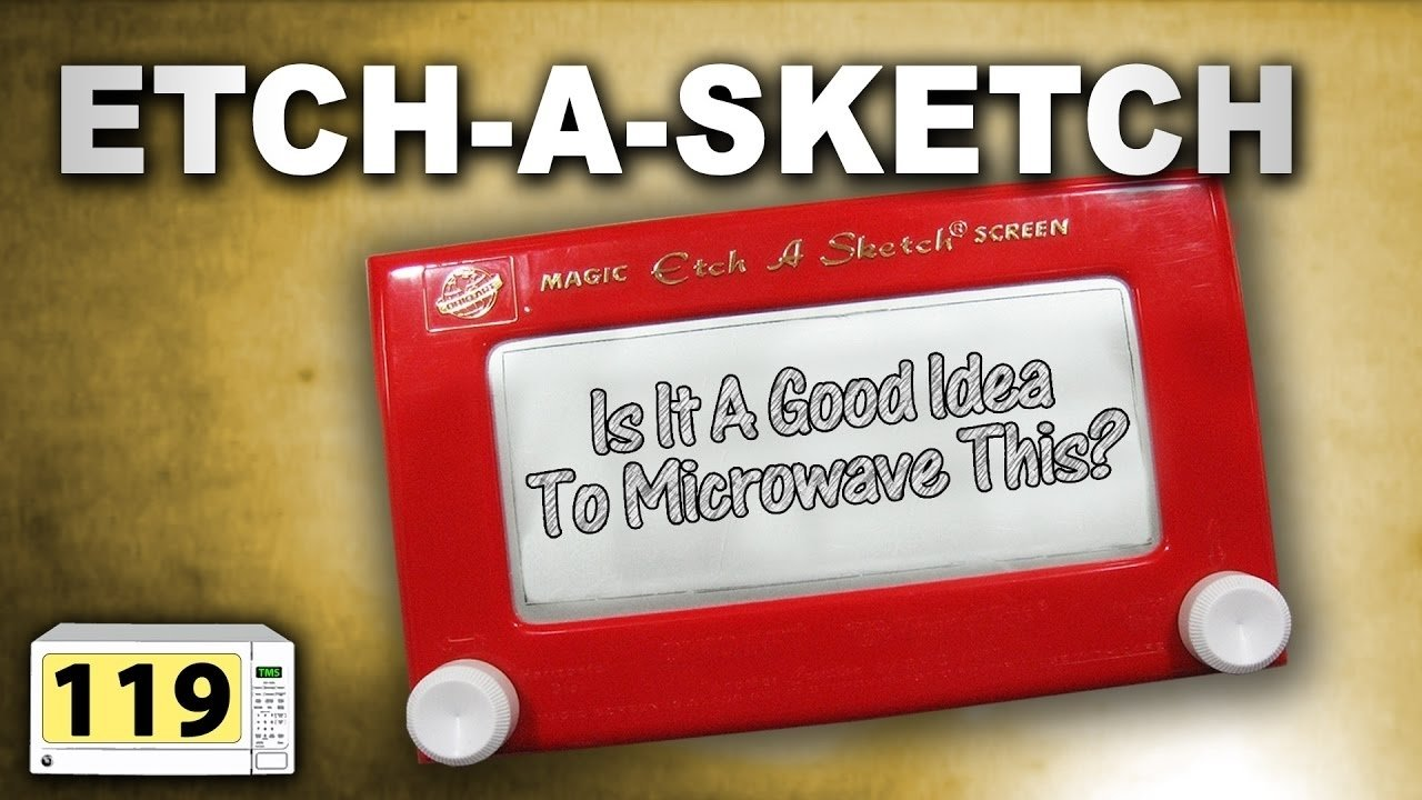 10 Ideal Is It A Good Idea To Microwave This microwave an etch a sketch 119 youtube 2021
