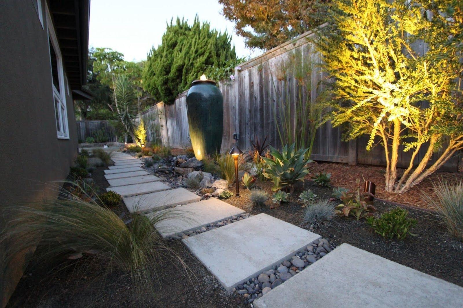 10 Nice Mid Century Modern Landscape Design Ideas mid century modern backyard ideas lighting a mid century modern 2021
