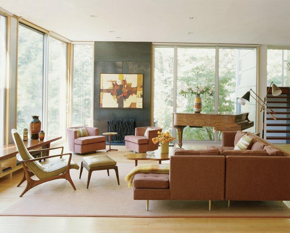 10 Unique Mid Century Modern Decorating Ideas mid century modern interior design ideas internetunblock 2020