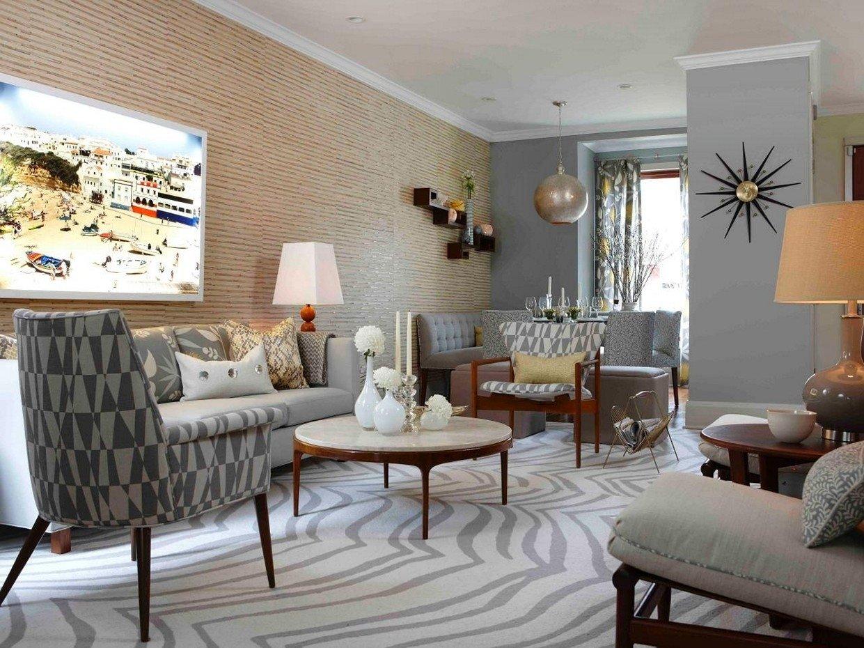 10 Amazing Mid Century Modern Living Room Ideas mid century modern living room furniture ideas 2020