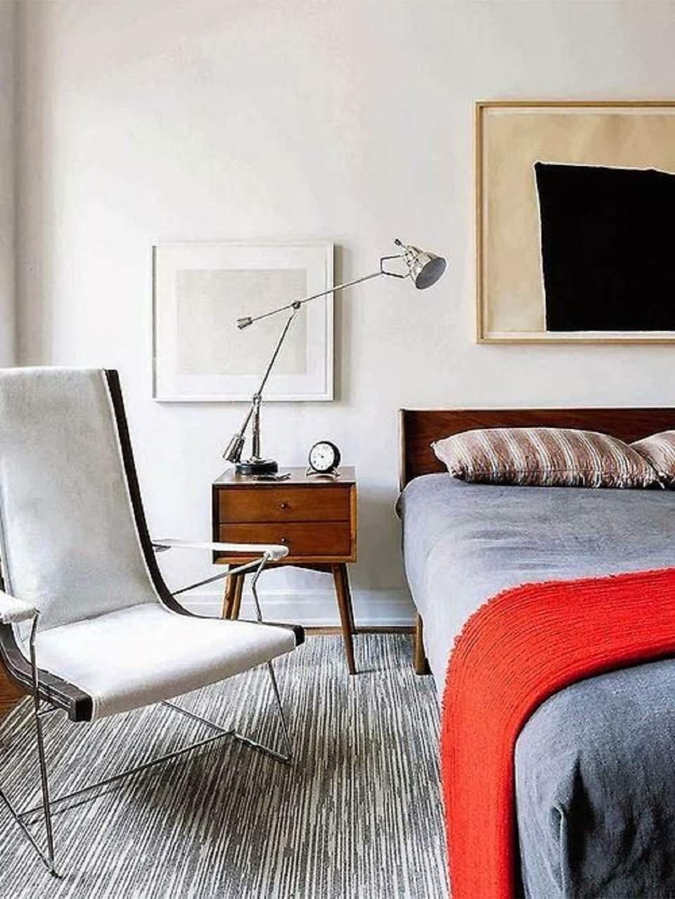 10 Unique Mid Century Modern Decorating Ideas midcentury modern bedroom decorating ideas 2020