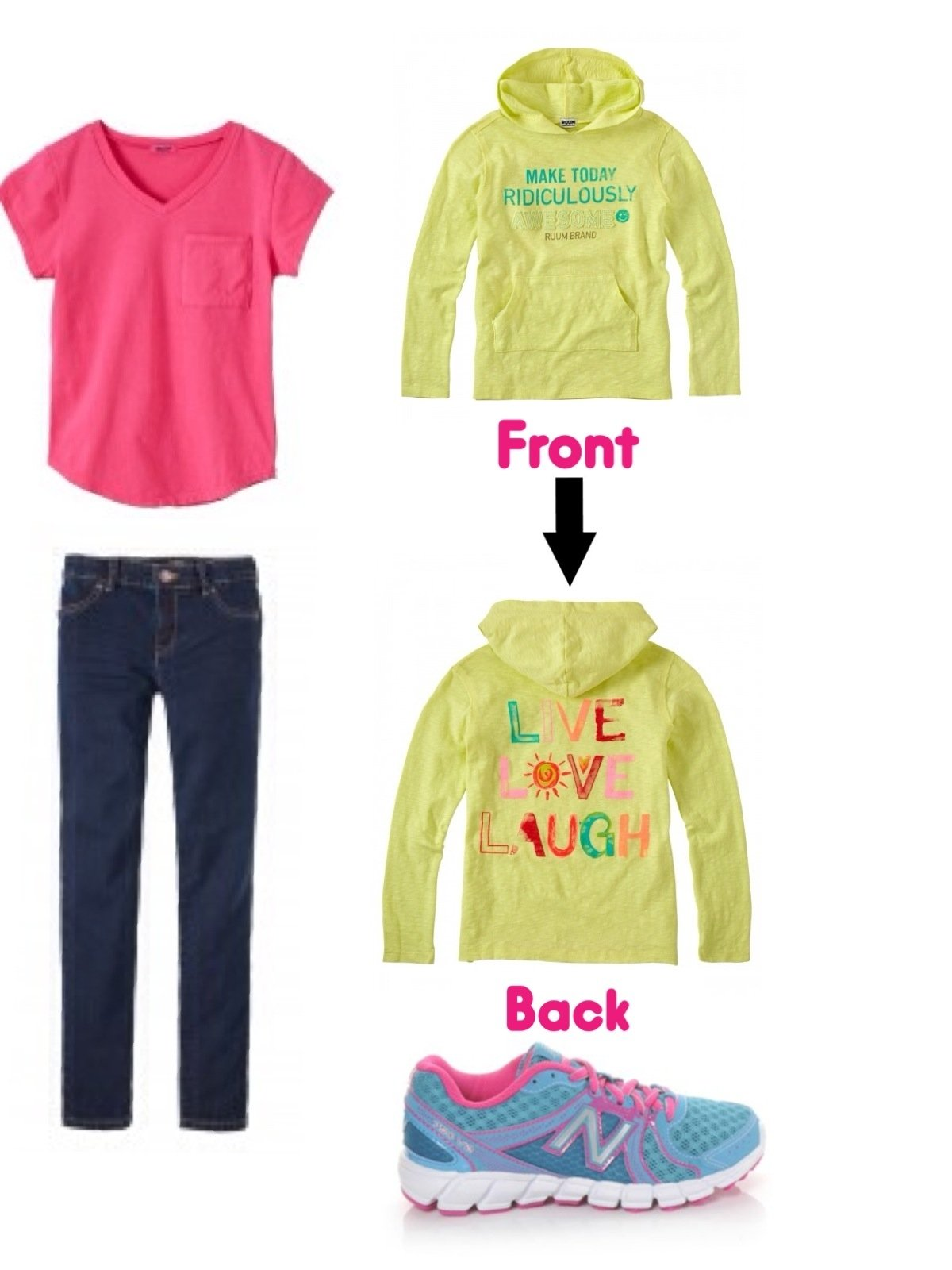 10 Lovable Cute Outfits Ideas For School middle school and elementary school back to school outfits 2020