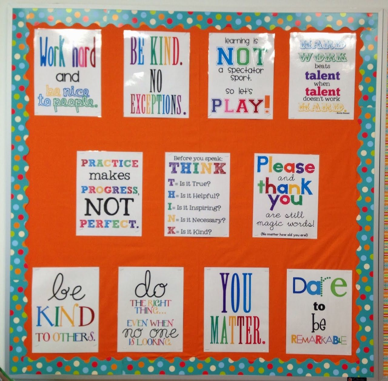 10 Lovely Bulletin Board Ideas For Elementary School middle school bulletin board ideas love these quotes and they are 1 2020