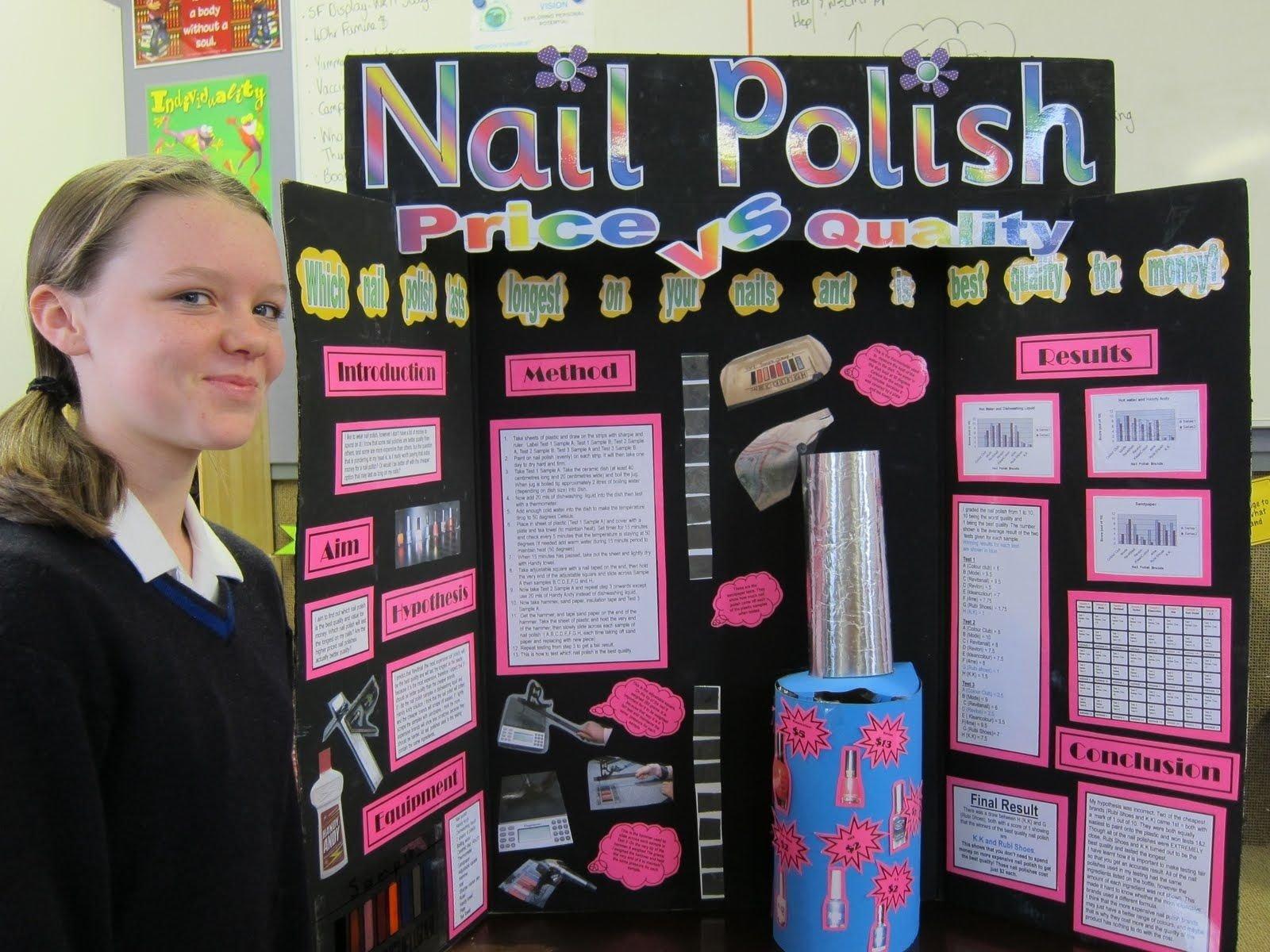 10 Gorgeous Unique Science Fair Project Ideas middle school science fair projects science fair 2011 science 5 2021
