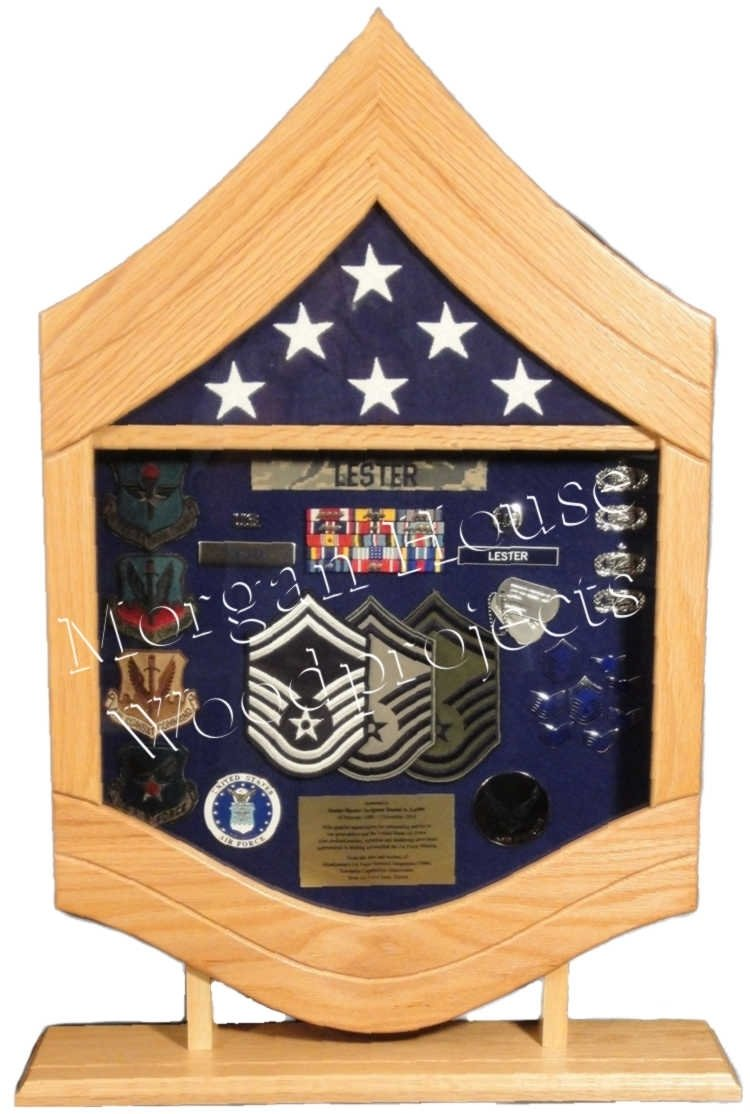 10 Trendy Air Force Shadow Box Ideas military shadow boxes custom displays and retirement gifts 2021