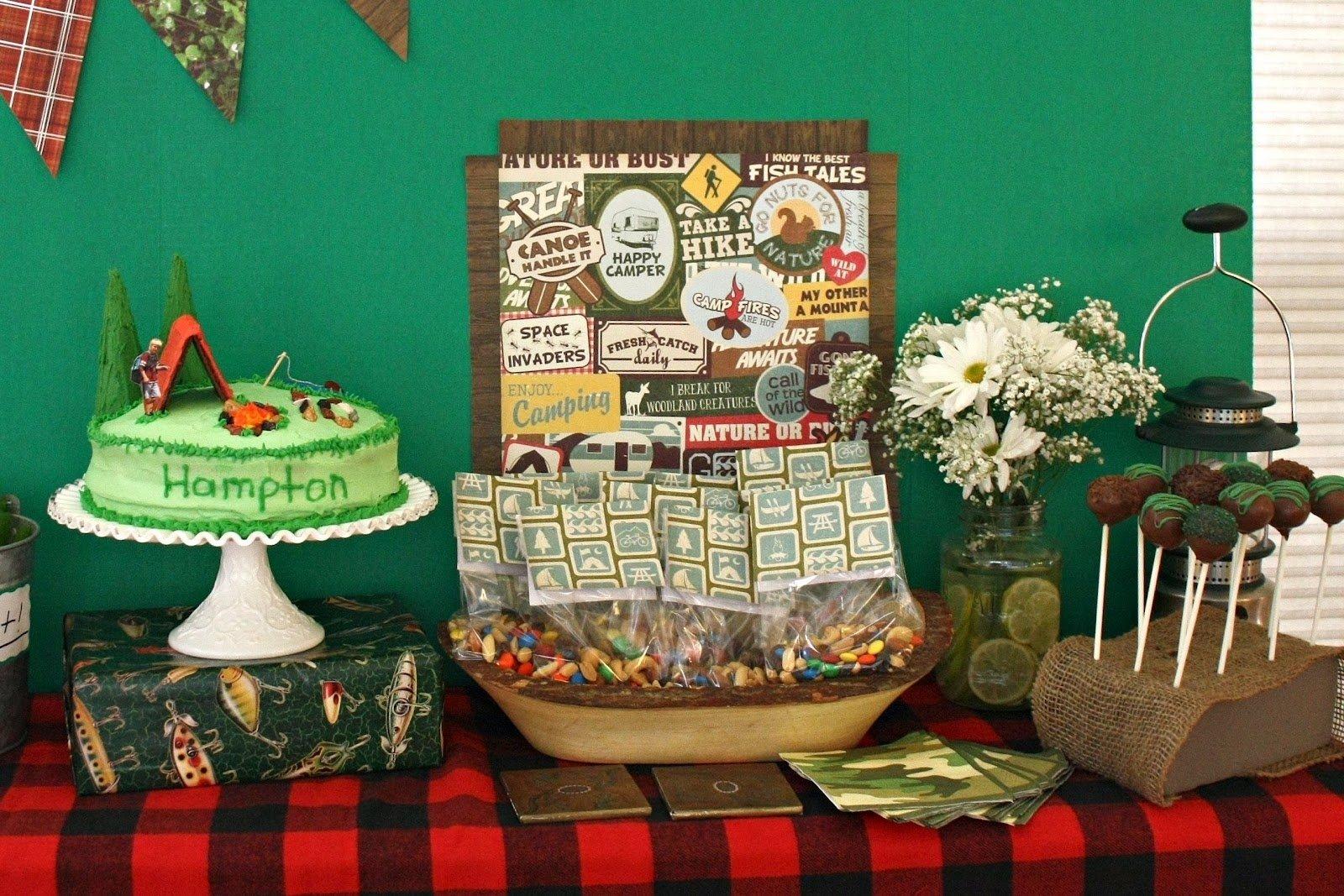 10 Attractive Boys 10Th Birthday Party Ideas milk breath and margaritas 10th birthday outdoor adventure theme party 1 2021