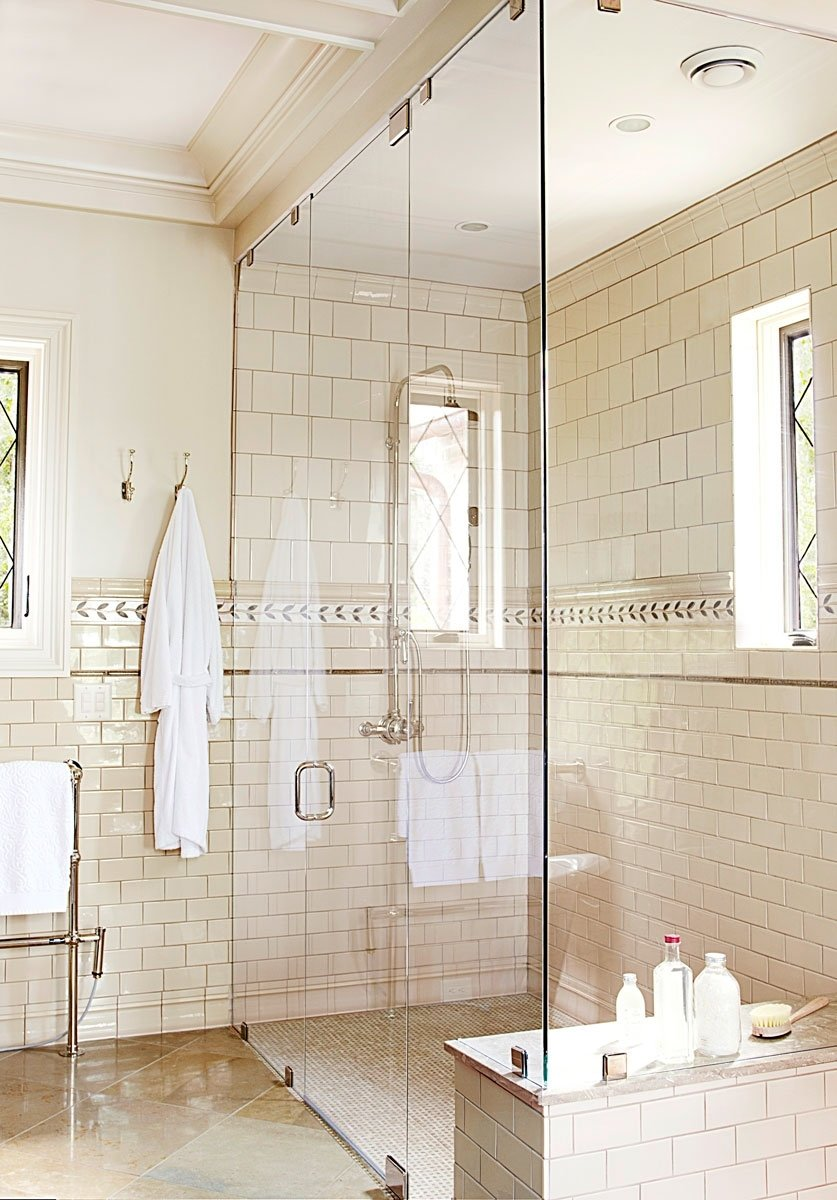 10 Attractive Shower Ideas For Master Bathroom mind blowing master bath showers traditional home 1 2021