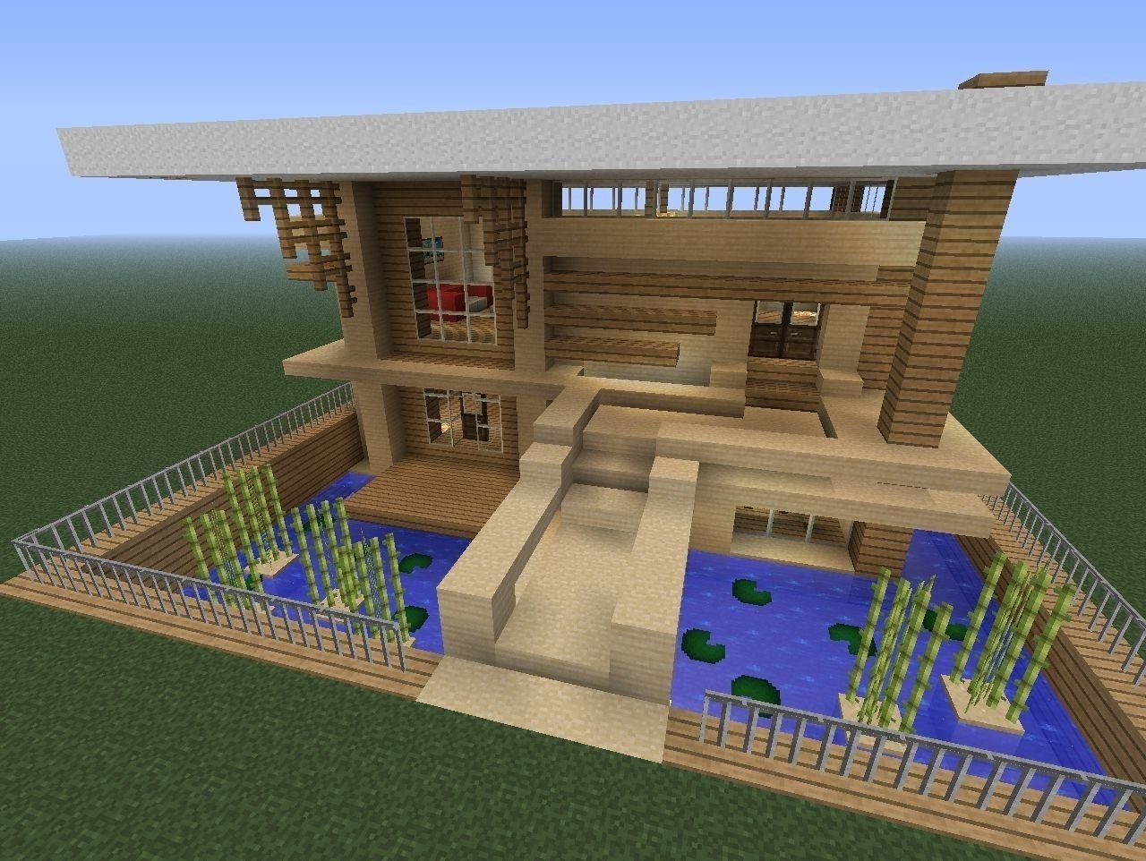 10 Most Popular House Ideas For Minecraft Pe minecraft house designs minecraft seeds pc cool pinterest 1 2020