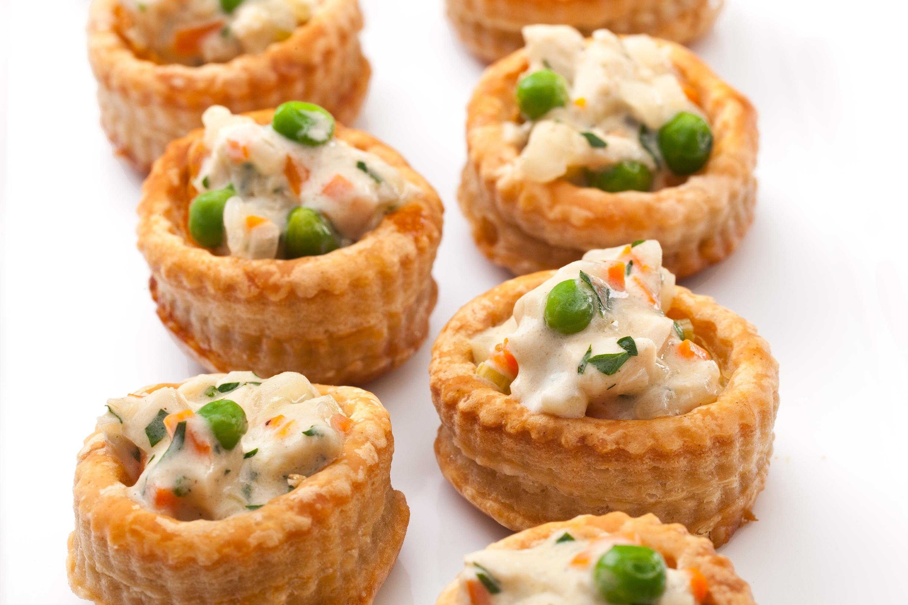 10 Cute Cold Hors D Oeuvres Ideas mini chicken pot pies recipe chowhound 2020