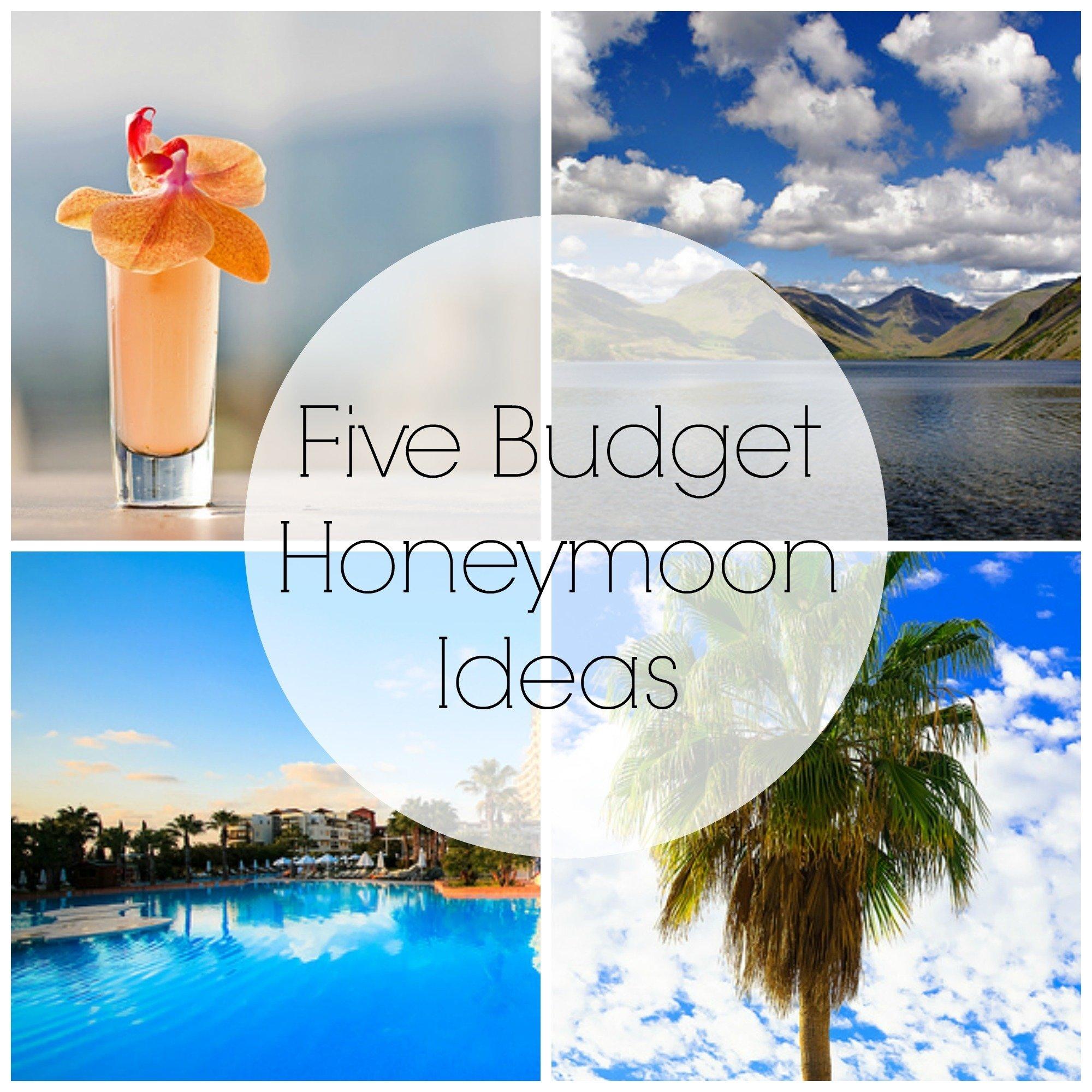 minimoon ideas archives - the budget bride company