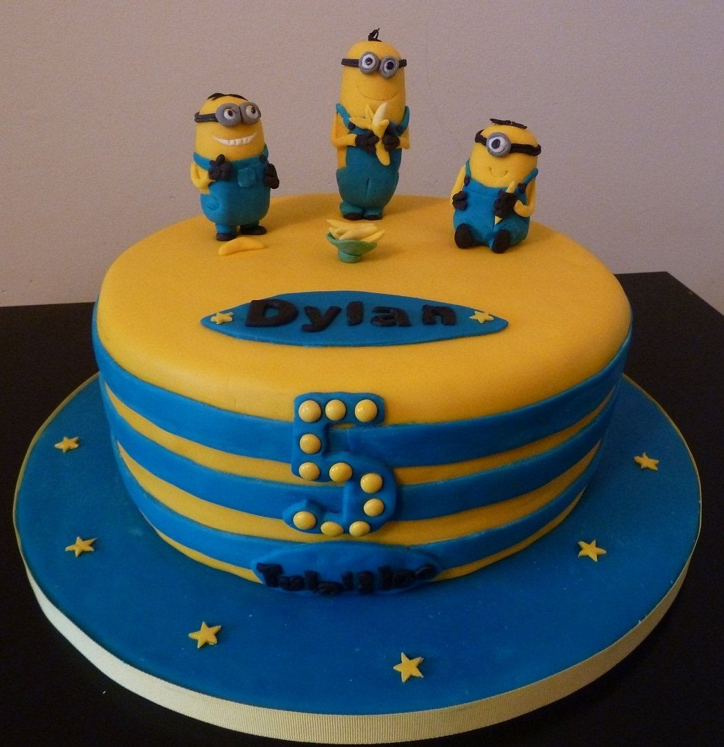 10 Trendy Despicable Me Birthday Cake Ideas minion cakes decoration ideas little birthday cakes