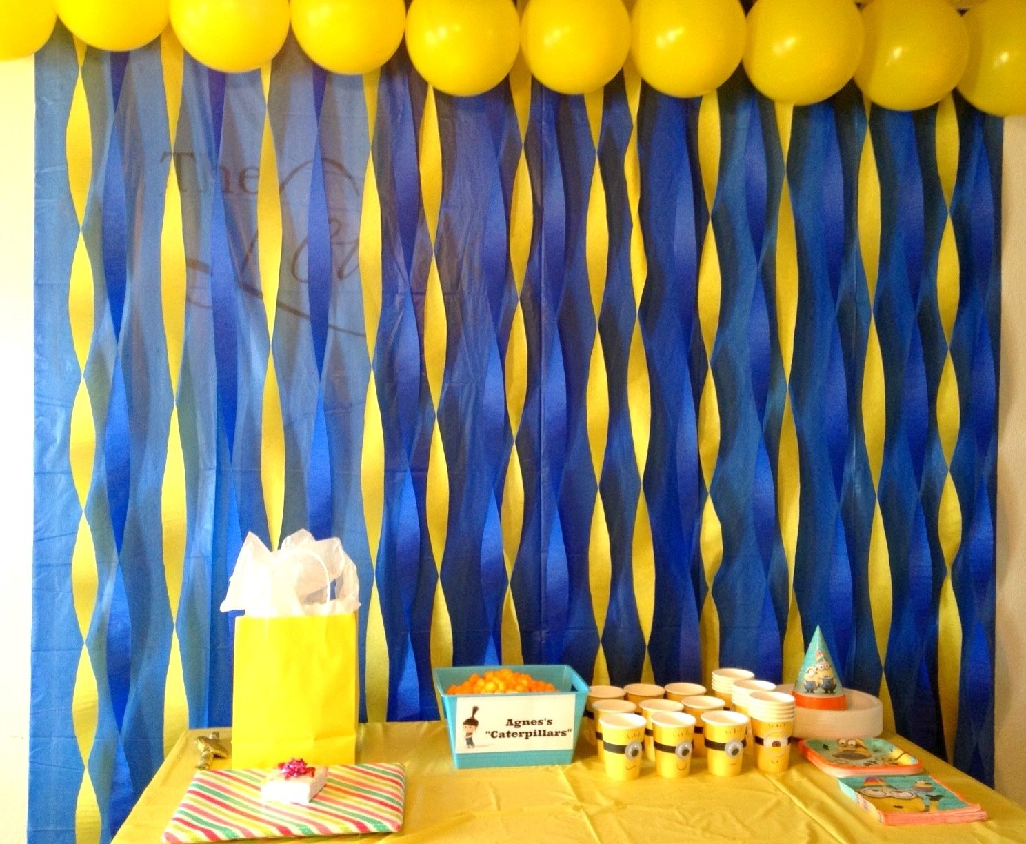 10 Attractive Despicable Me 2 Party Ideas minion themed birthday party with lots of cute ideas via karas 2020