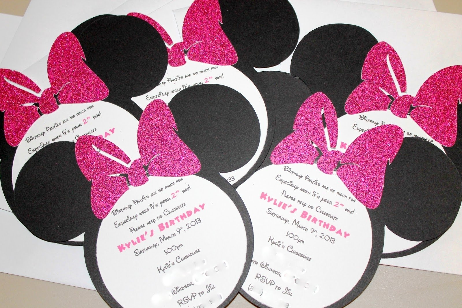 10 Perfect Baby Minnie Mouse Birthday Party Ideas minnie mouse 2nd birthday party 1