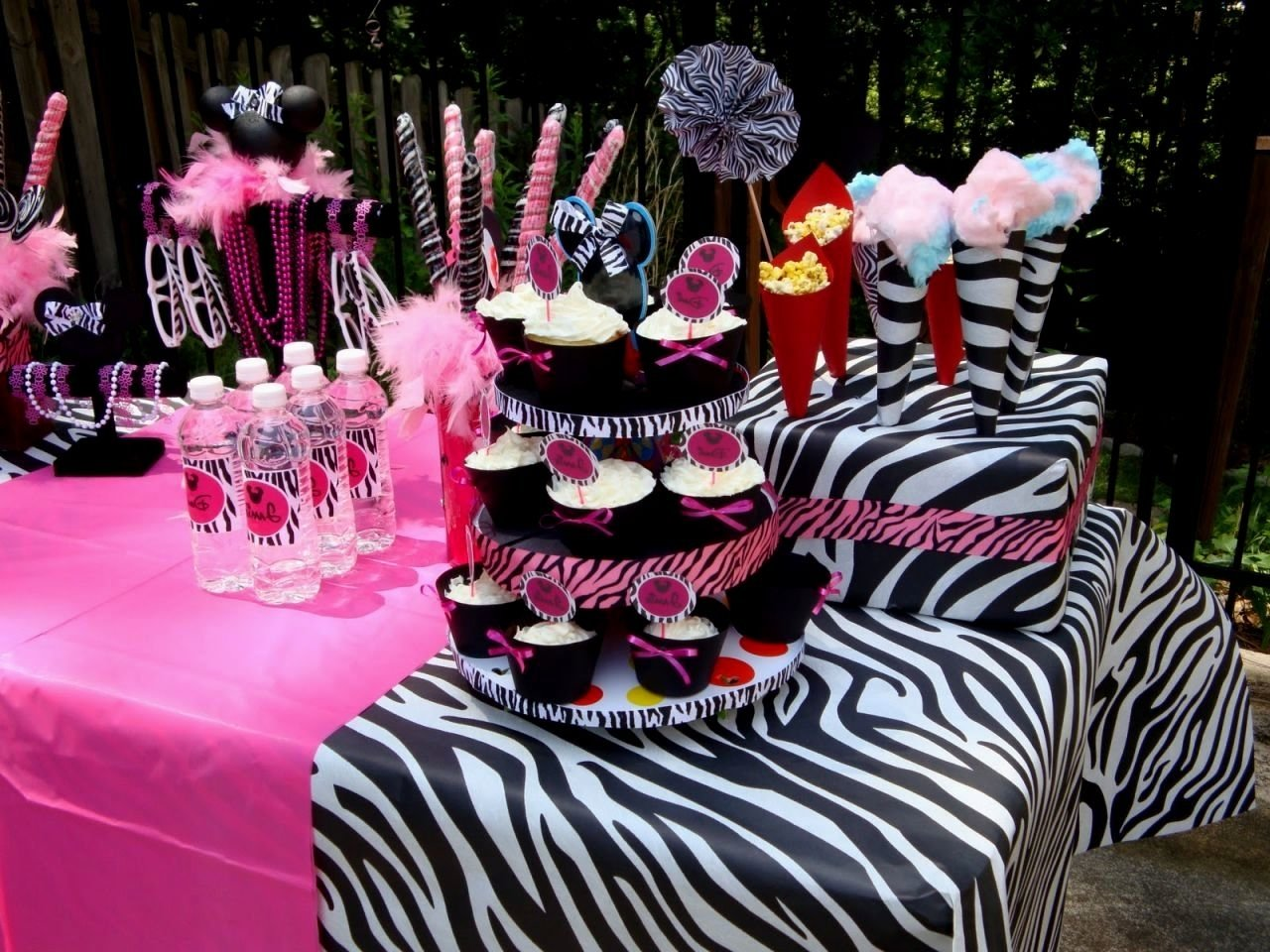Minnie Mouse Baby Shower Favors Idea Gallery