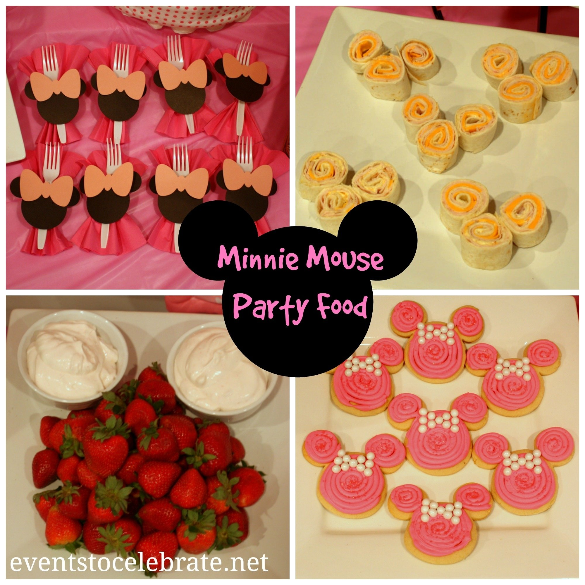 10 Ideal Mickey Mouse Birthday Party Food Ideas minnie mouse baby shower ideas minnie mouse food ideas and mice 1 2021