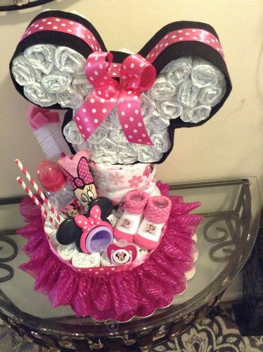 Imgenes De Minnie Mouse Baby Shower Idea